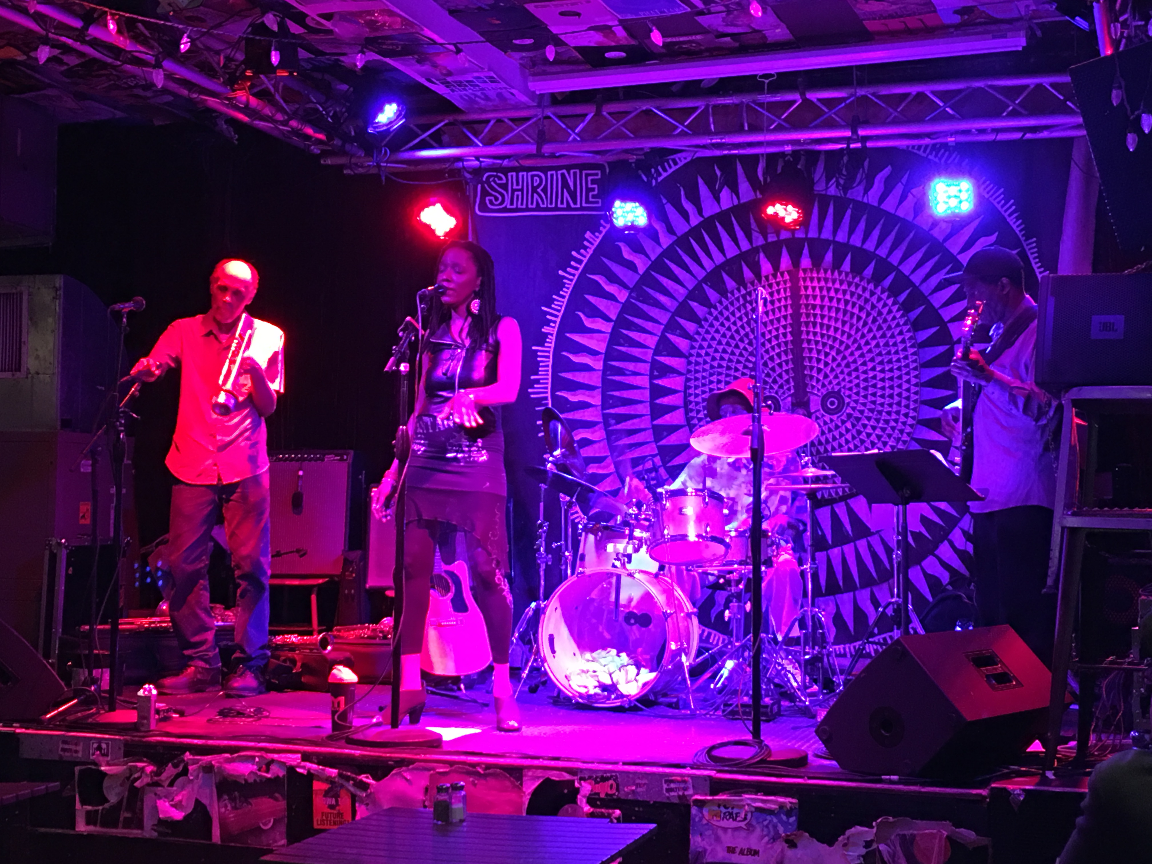Concert Review: Human Hearts Trio + Special Guests at the Shrine, April 28