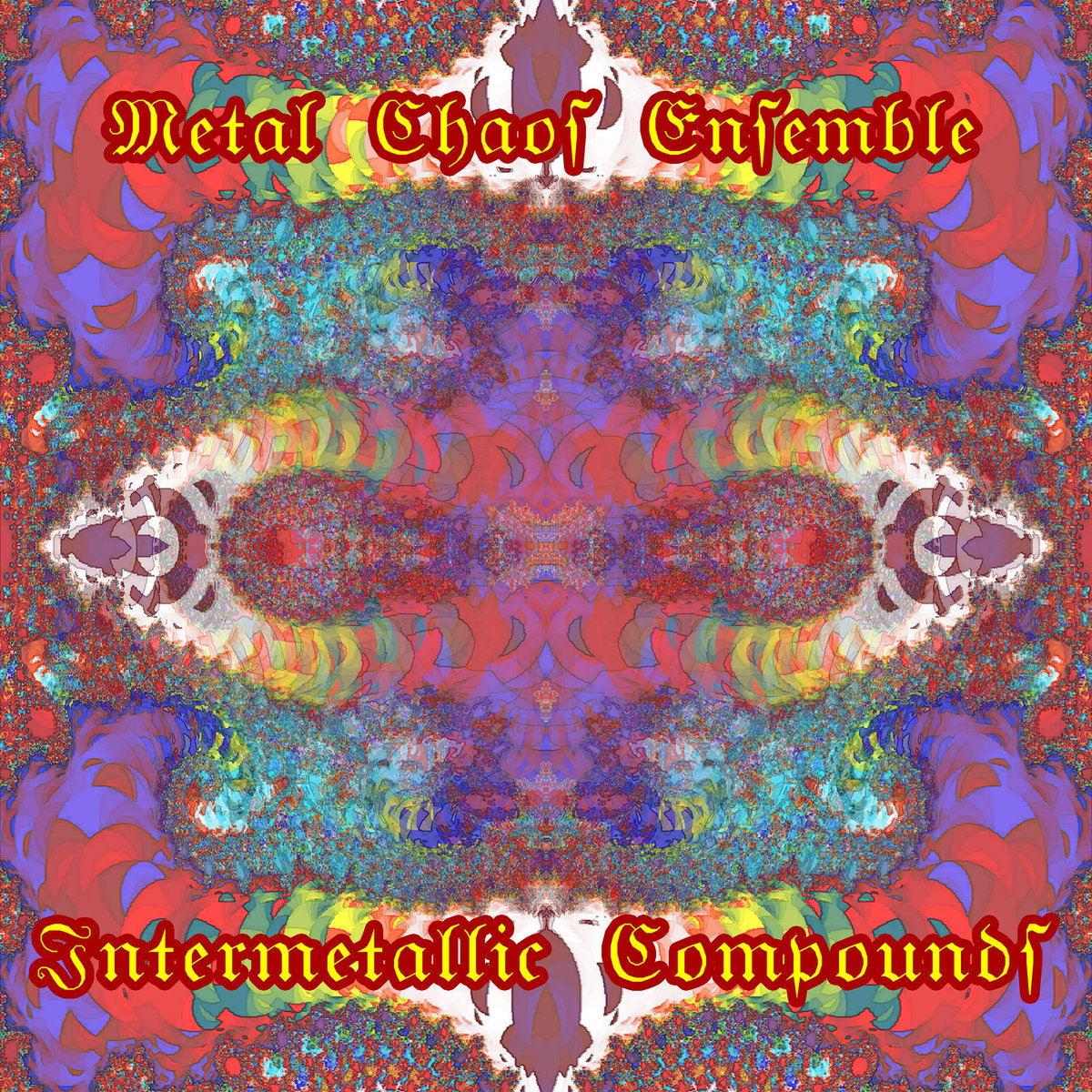 Album Review: Metal Chaos Ensemble – Intermetallic Compounds