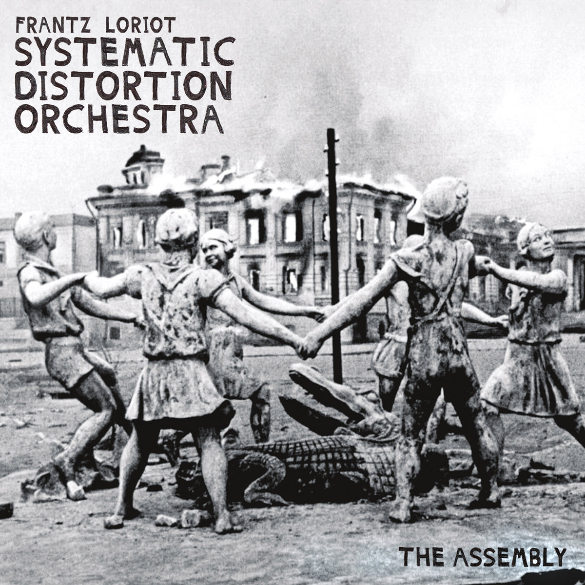 Album Review: The Assembly (2016, Out Now Recordings) by Frantz Loriot's Systematic Distortion Orchestra