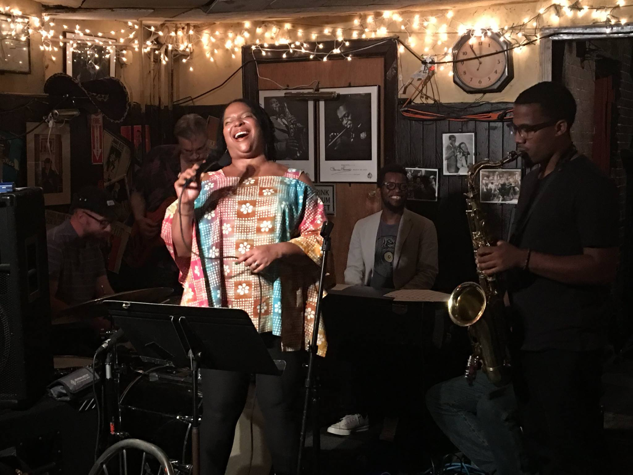 Concert Review: Fay Victor Live at 55Bar, July 28, 2016