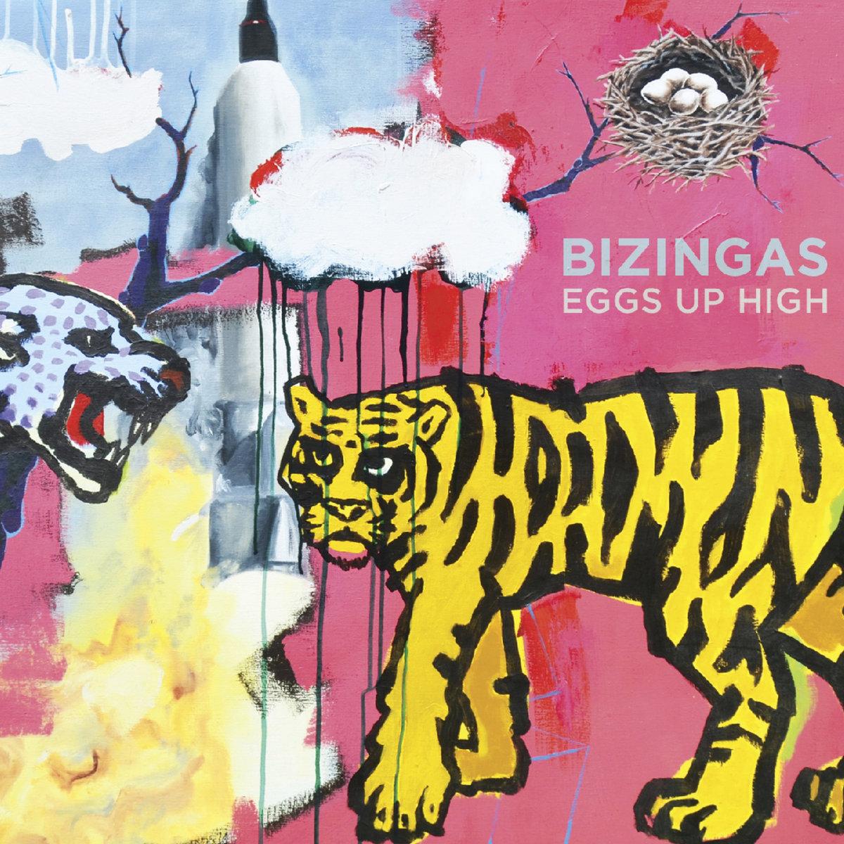Album Review: Brian Drye's Bizingas – Eggs Up High (2015)
