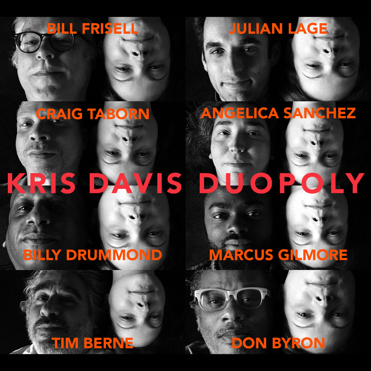 Review: Kris Davis – Duopoly