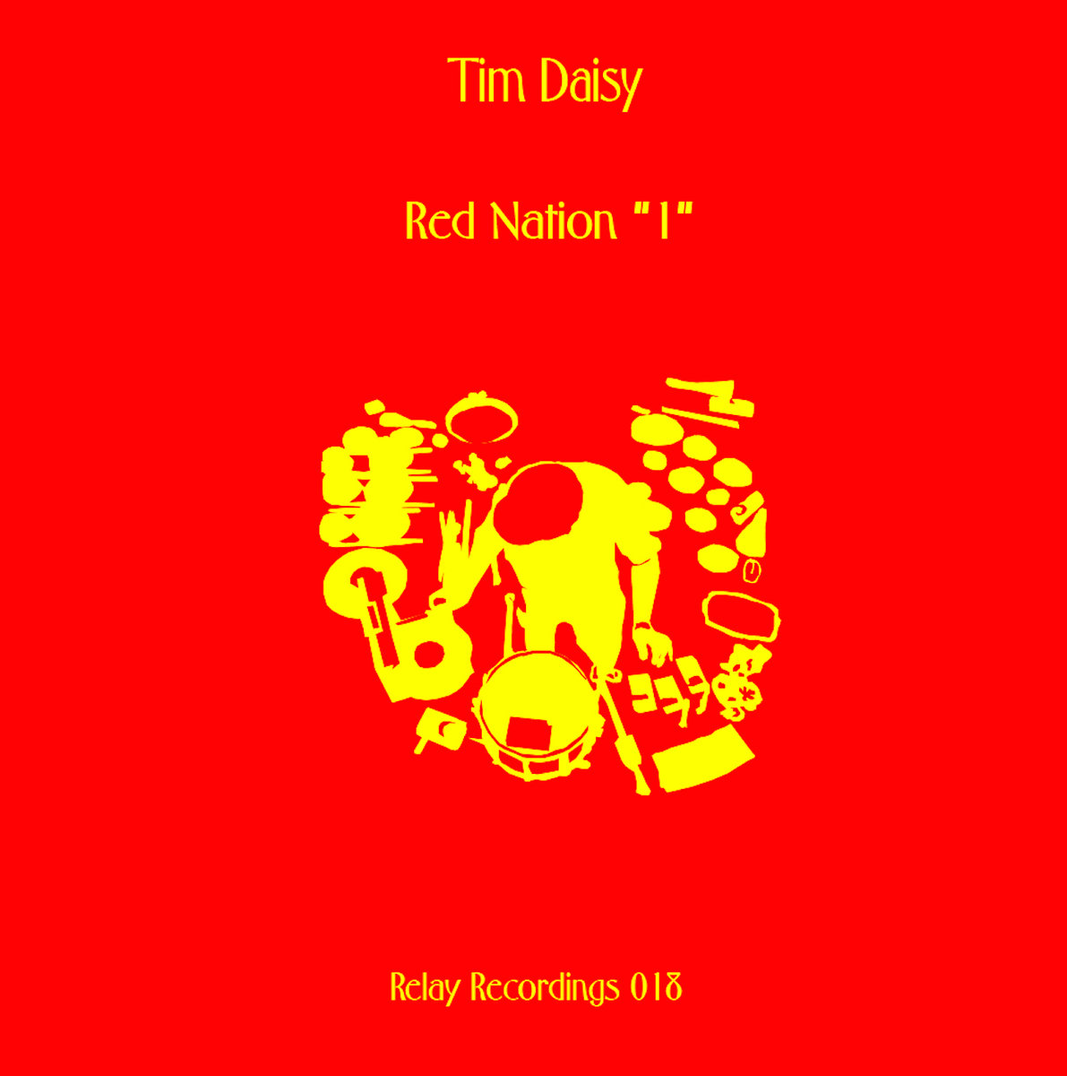 Quadruple Review of Tim Daisy Records