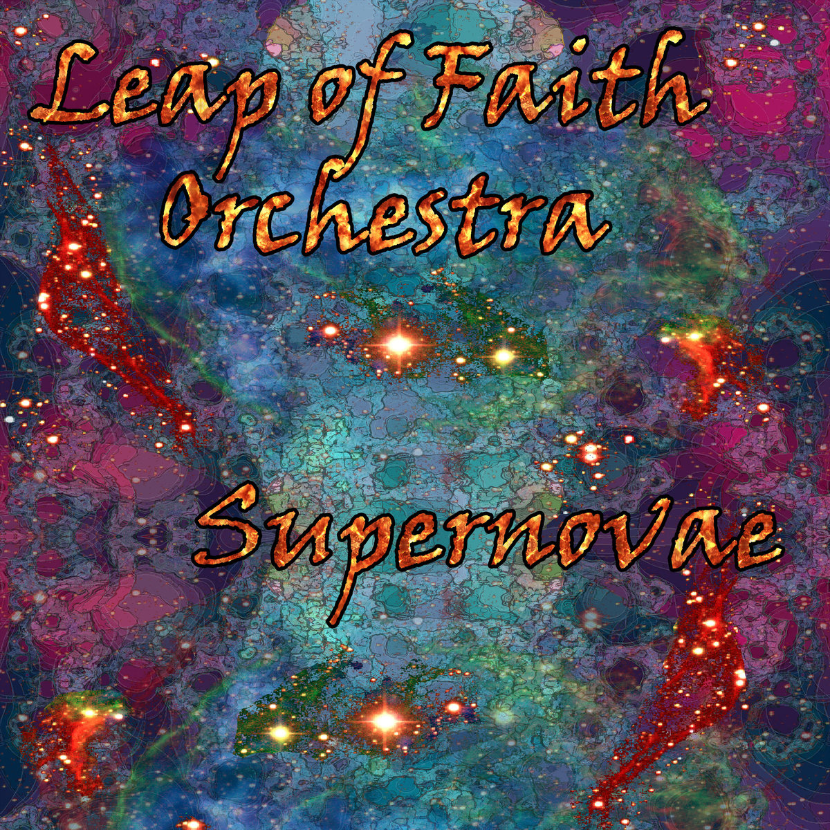 Review: Leap of Faith Orchestra – Supernovae