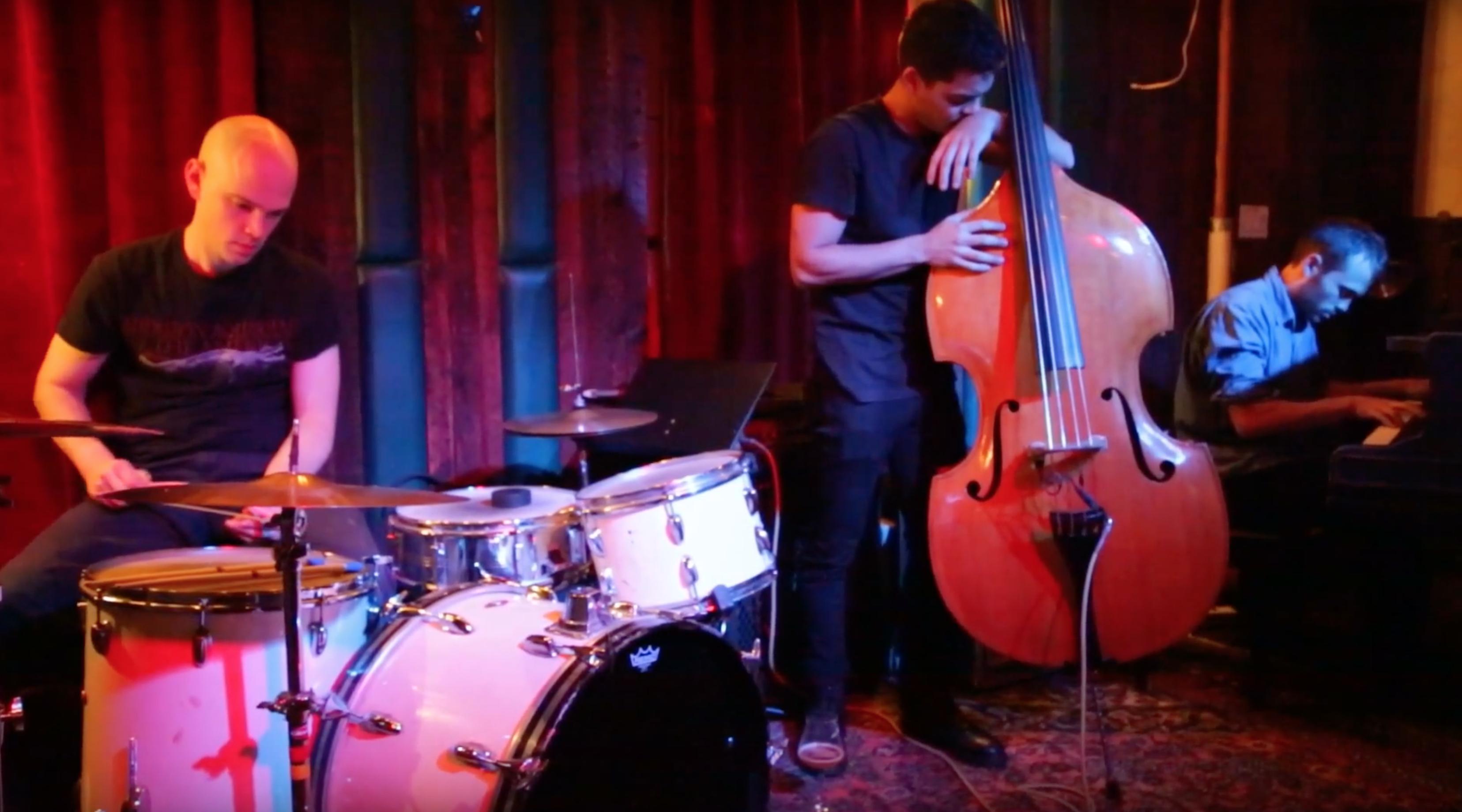 The Mess (Brandon Lopez \ Chris Corsano \ Sam Yulsman) @ The Owl, Brooklyn [Nov – 17]