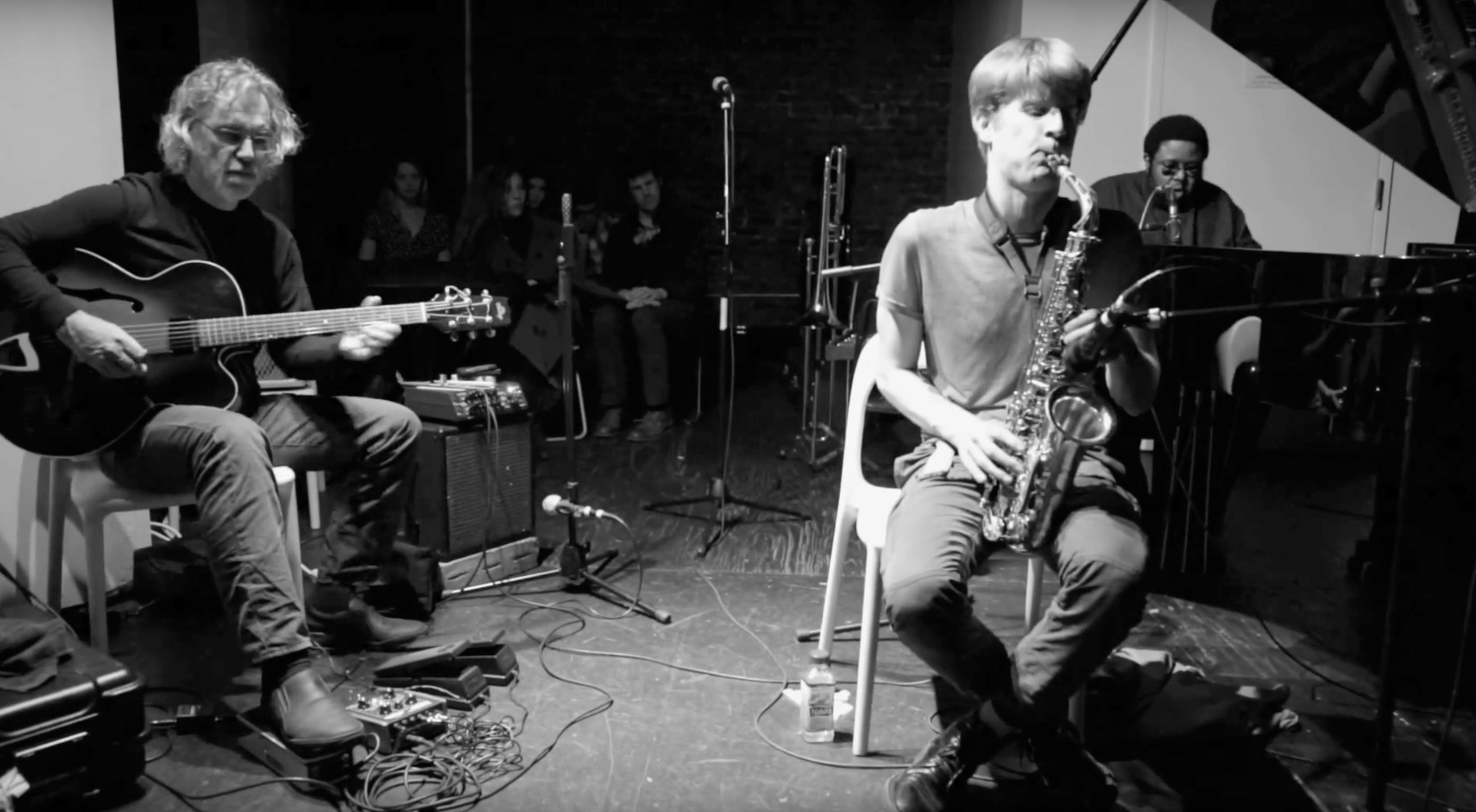 Chris Pitsiokos / Joe Morris / Tyshawn Sorey @ The Stone, NYC [Nov – 26]