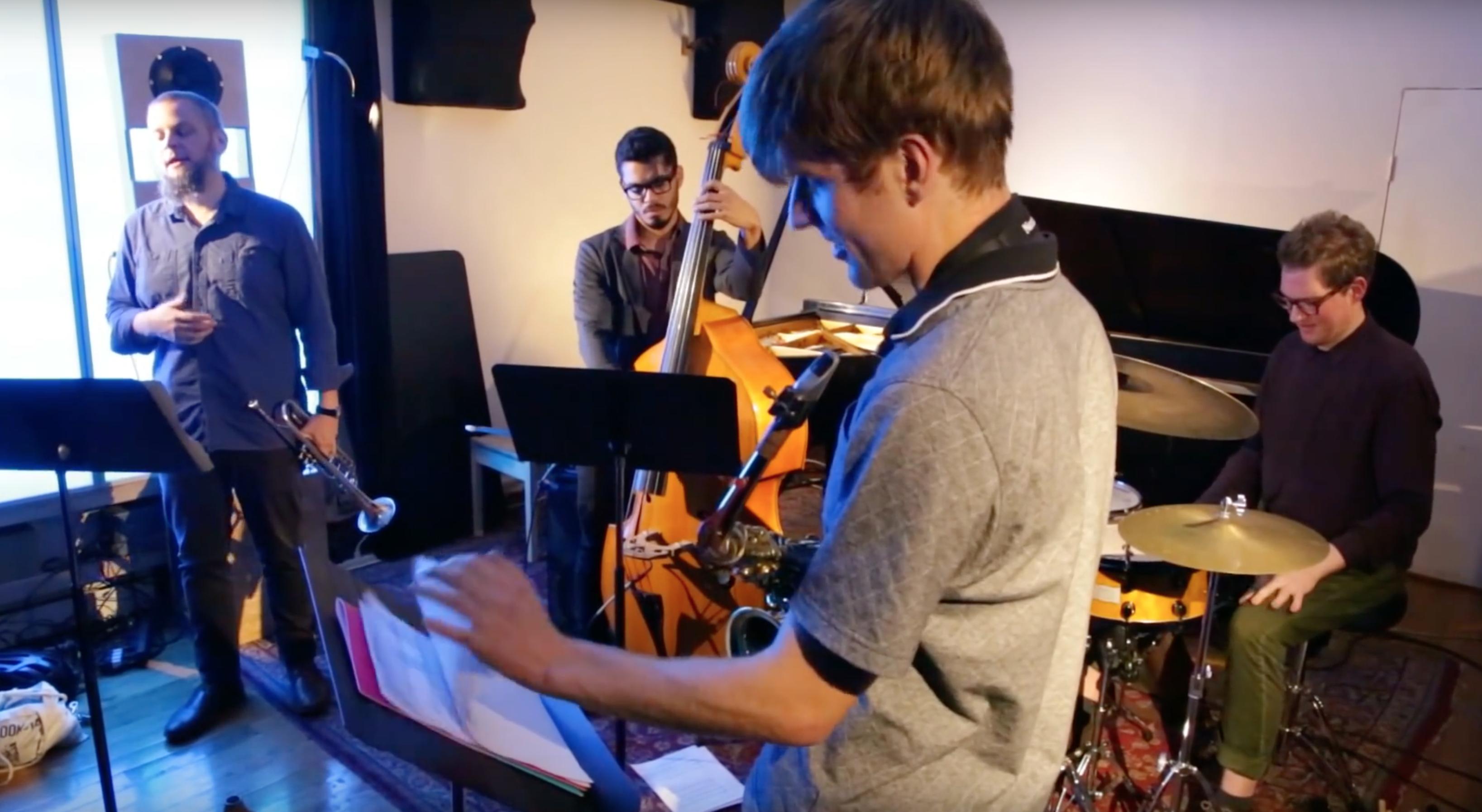 Nate Wooley Quartet @ Spectrum [Oct – 18]