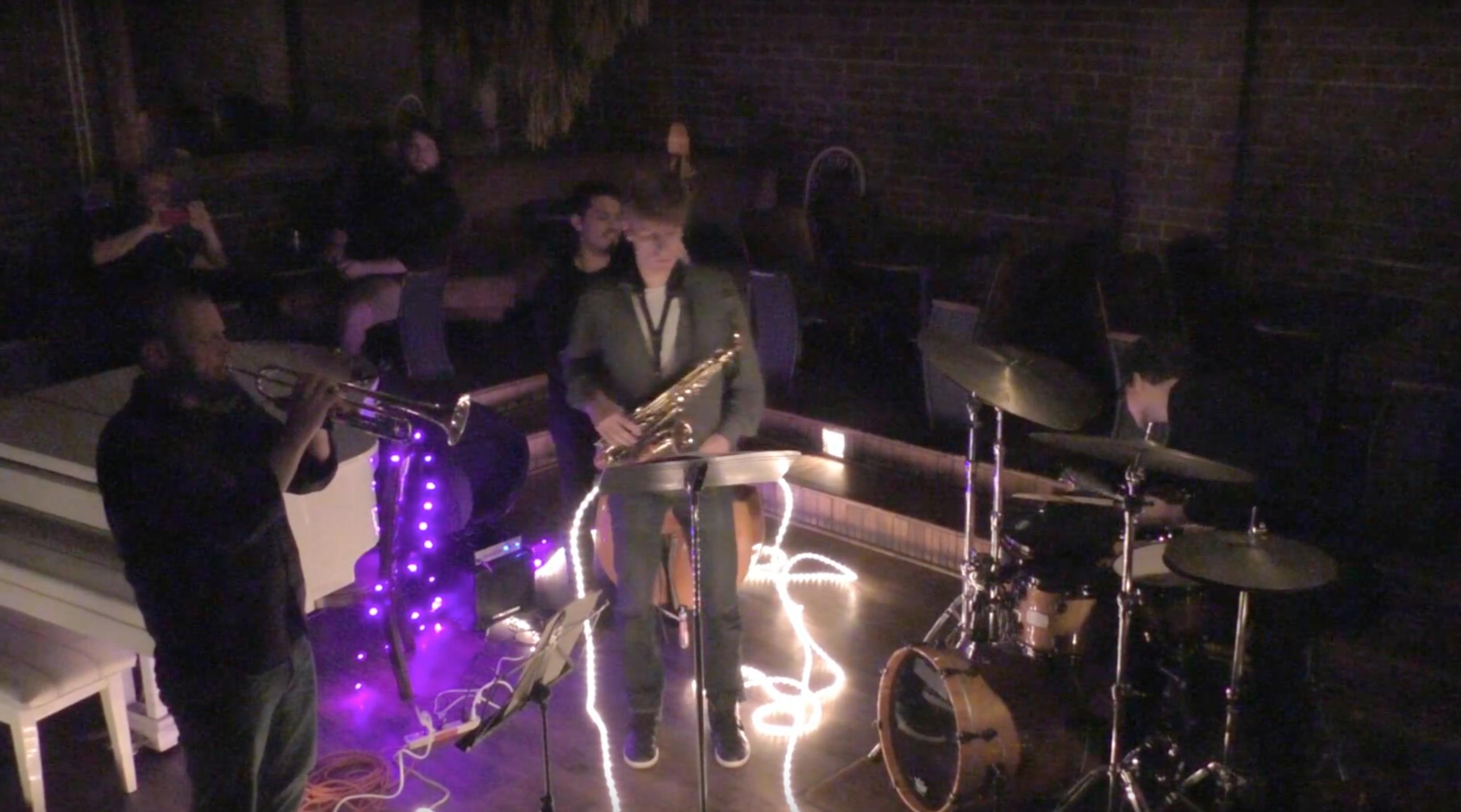 Nate Wooley Quartet @ Manhattan Inn [Oct – 20]