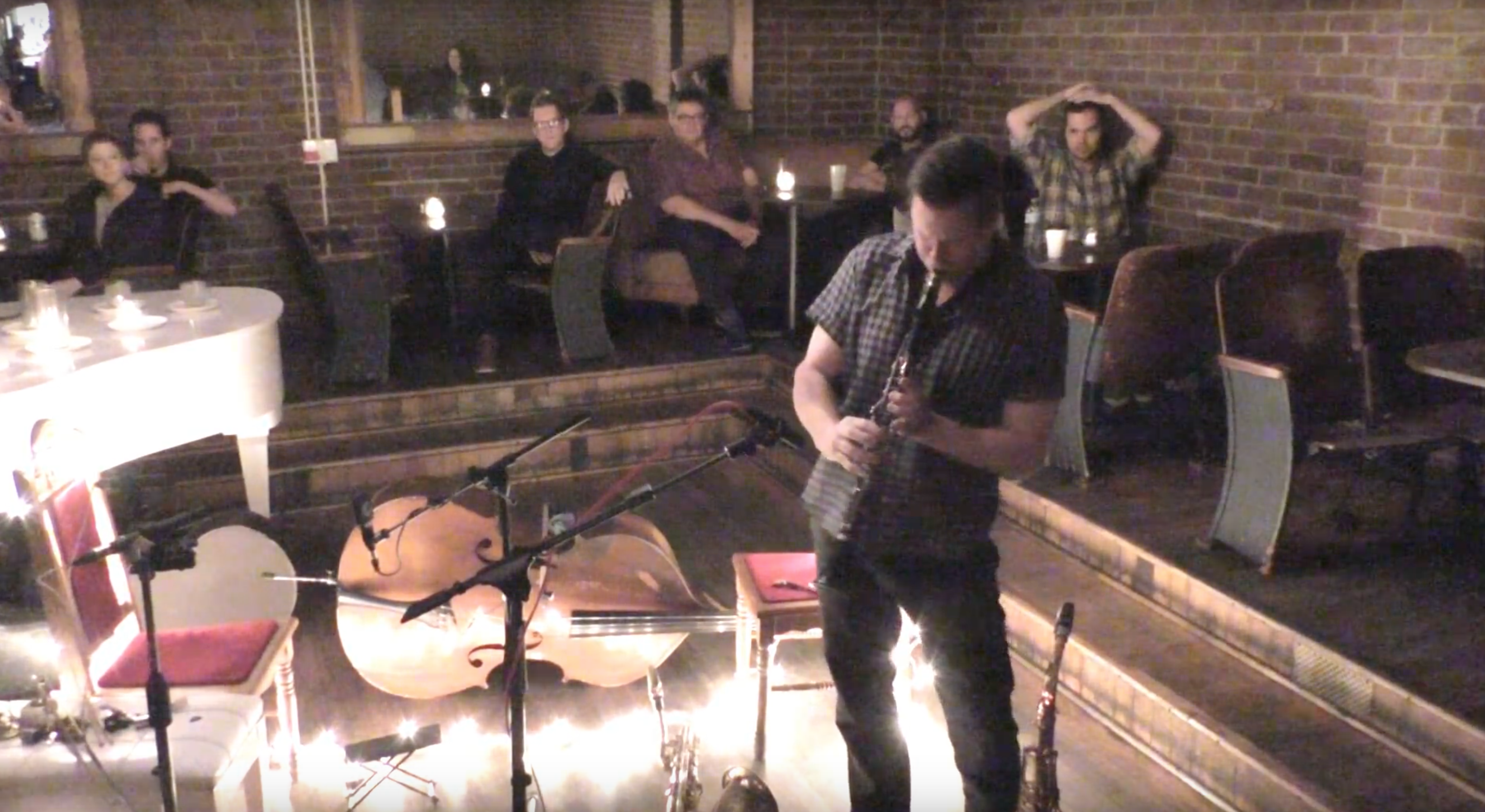 Ken Vandermark Solo @ Manhattan Inn [Sept – 24]