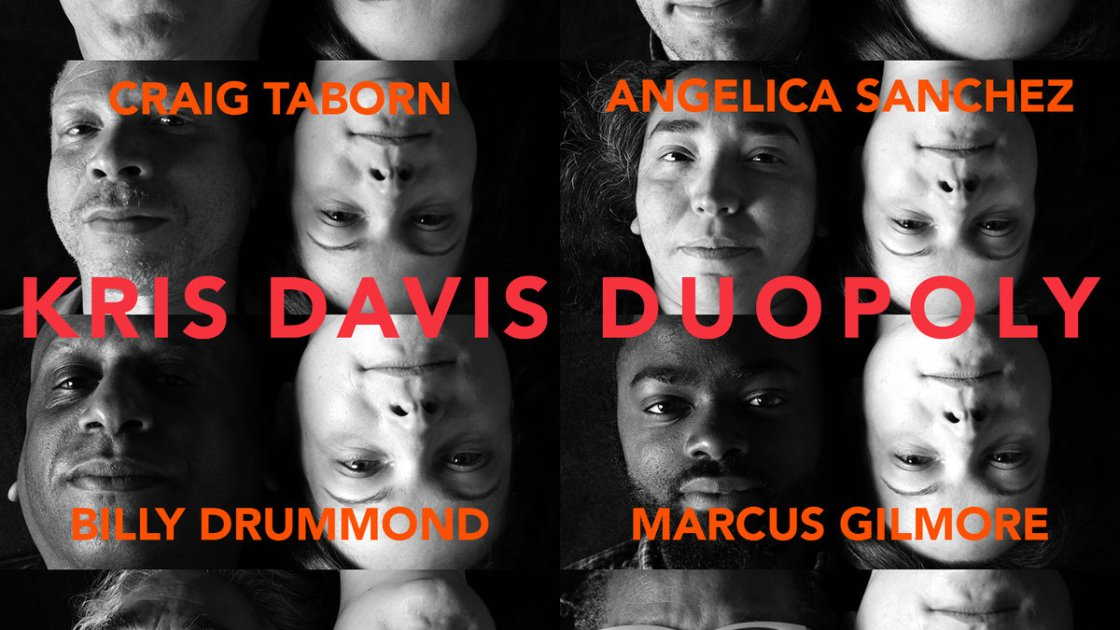 Review: Kris Davis – Duopoly
