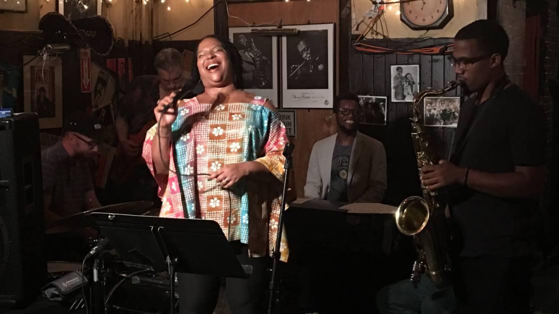 Fay Victor Live At 55bar, July 28, 2016