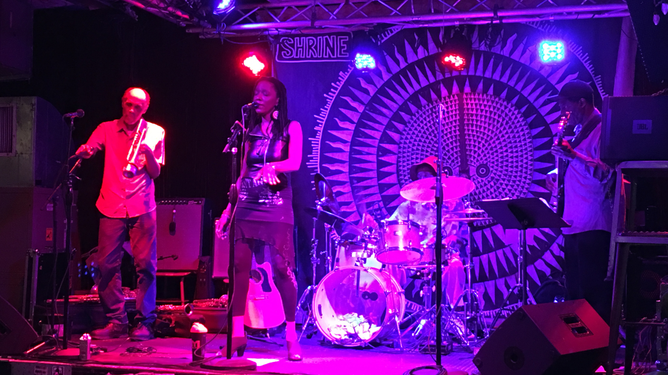 Human Hearts Trio + Special Guests At The Shrine, April 28