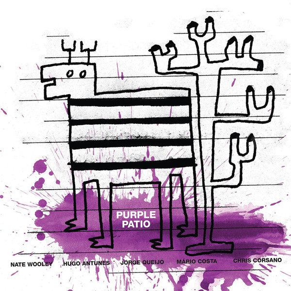 Purple Patio's Debut Release