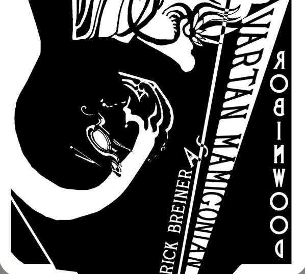 Robinwood (2013) By Patrick Breiner As Vartan Mamigonian