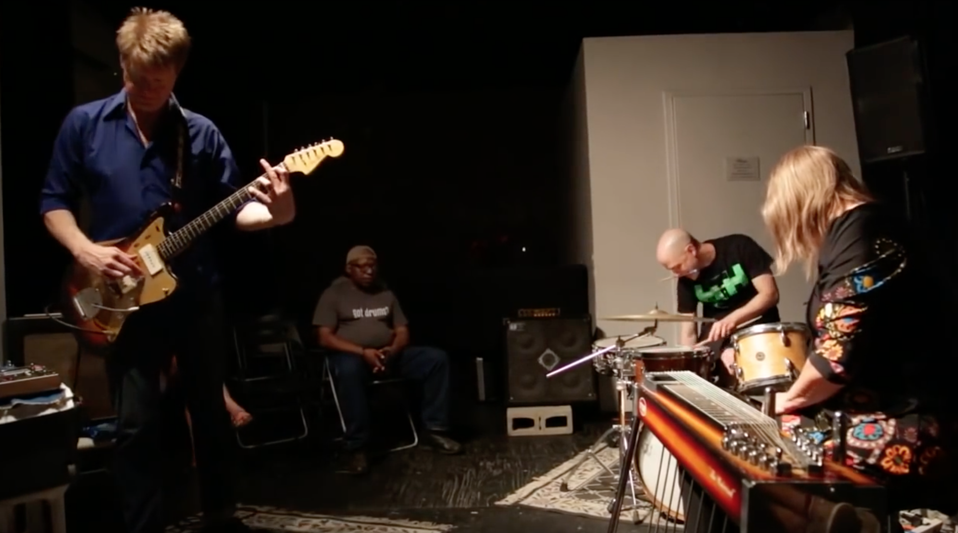 Nels Cline \ Susan Alcorn \ Chris Corsano @ The Stone [Aug – 27]