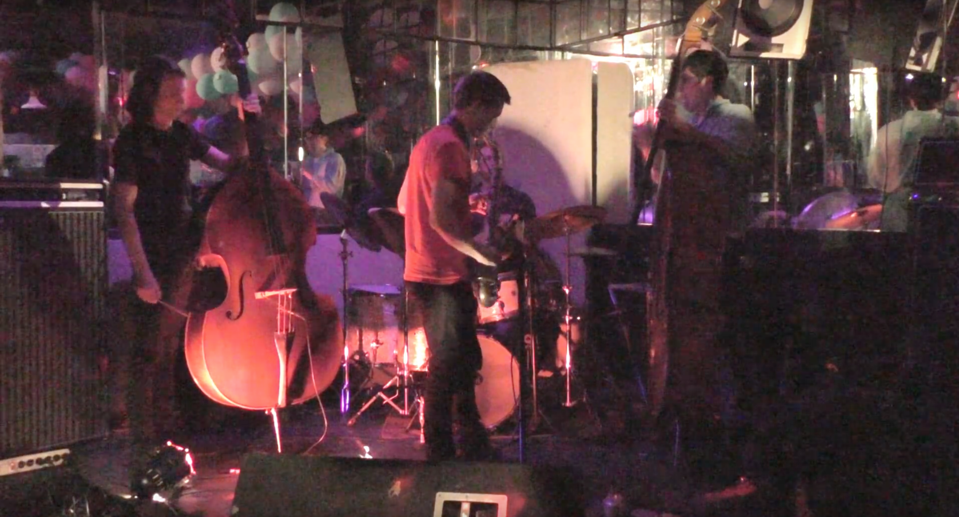 Andrew Barker Quartet @ The Gateway [June – 02]