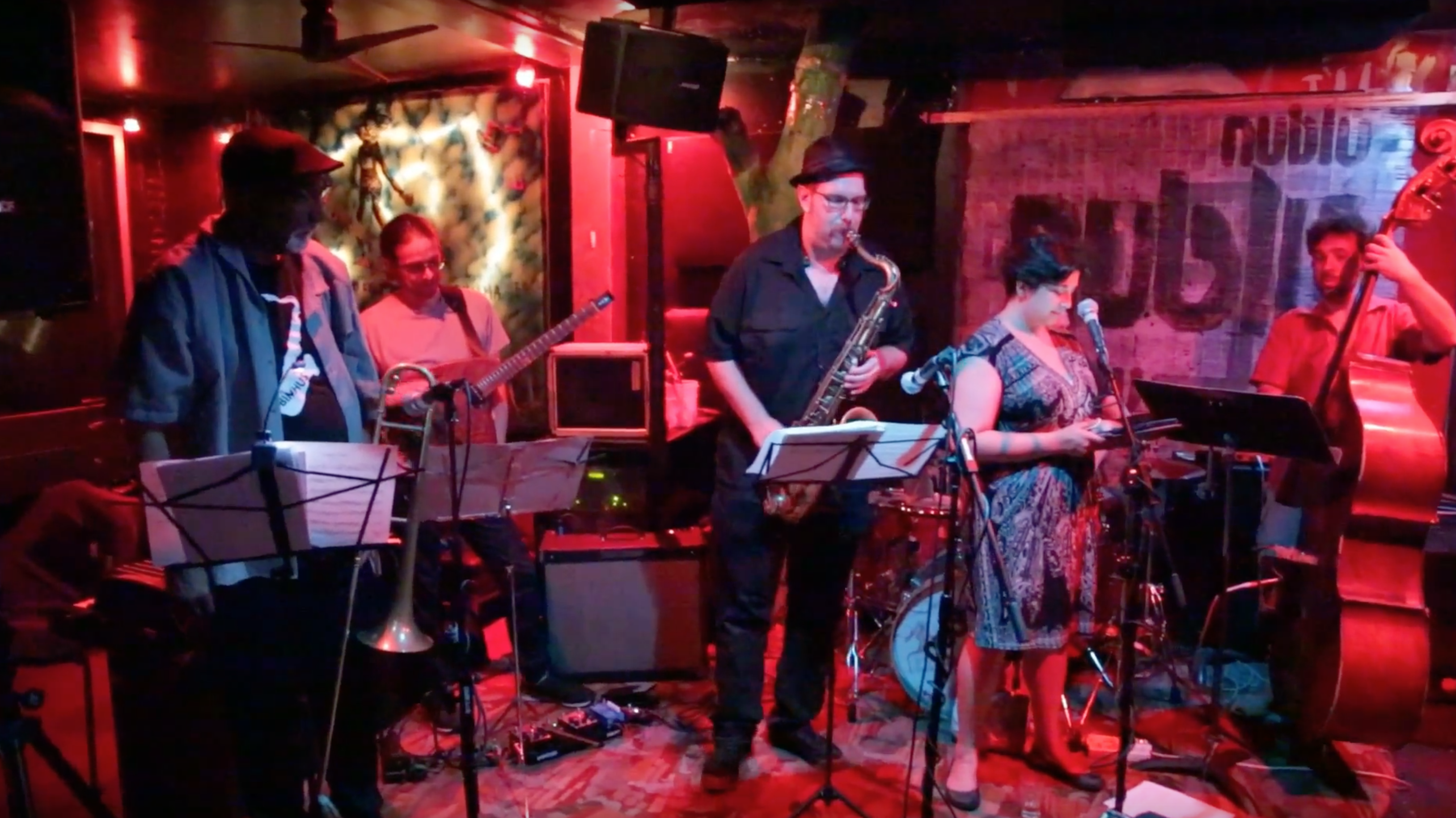 Sean Sonderegger's Magically Inclined @ Nublu [June – 20]