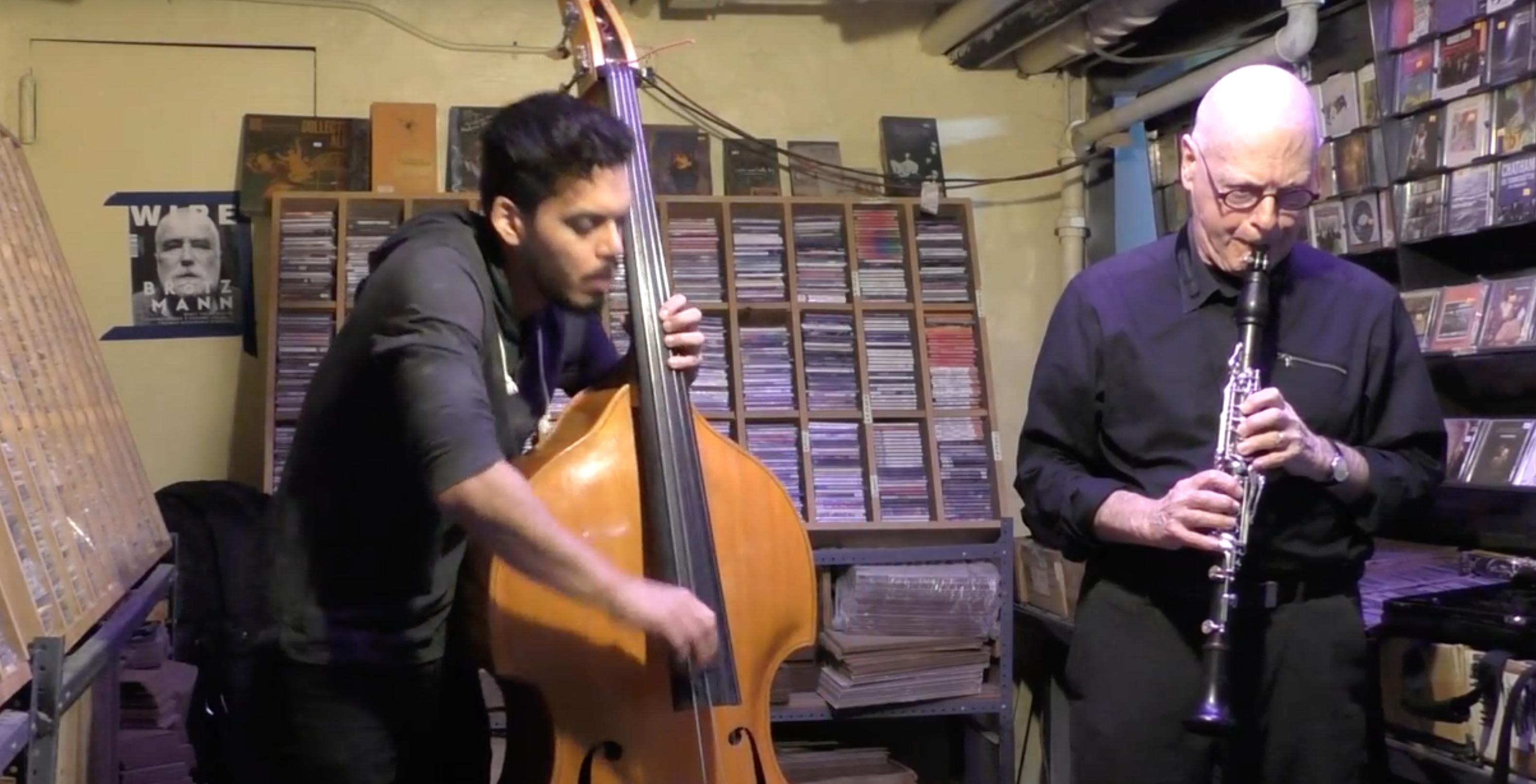 Brandon Lopez \ Guillermo Gregorio @ Downtown Music Gallery [May – 08]