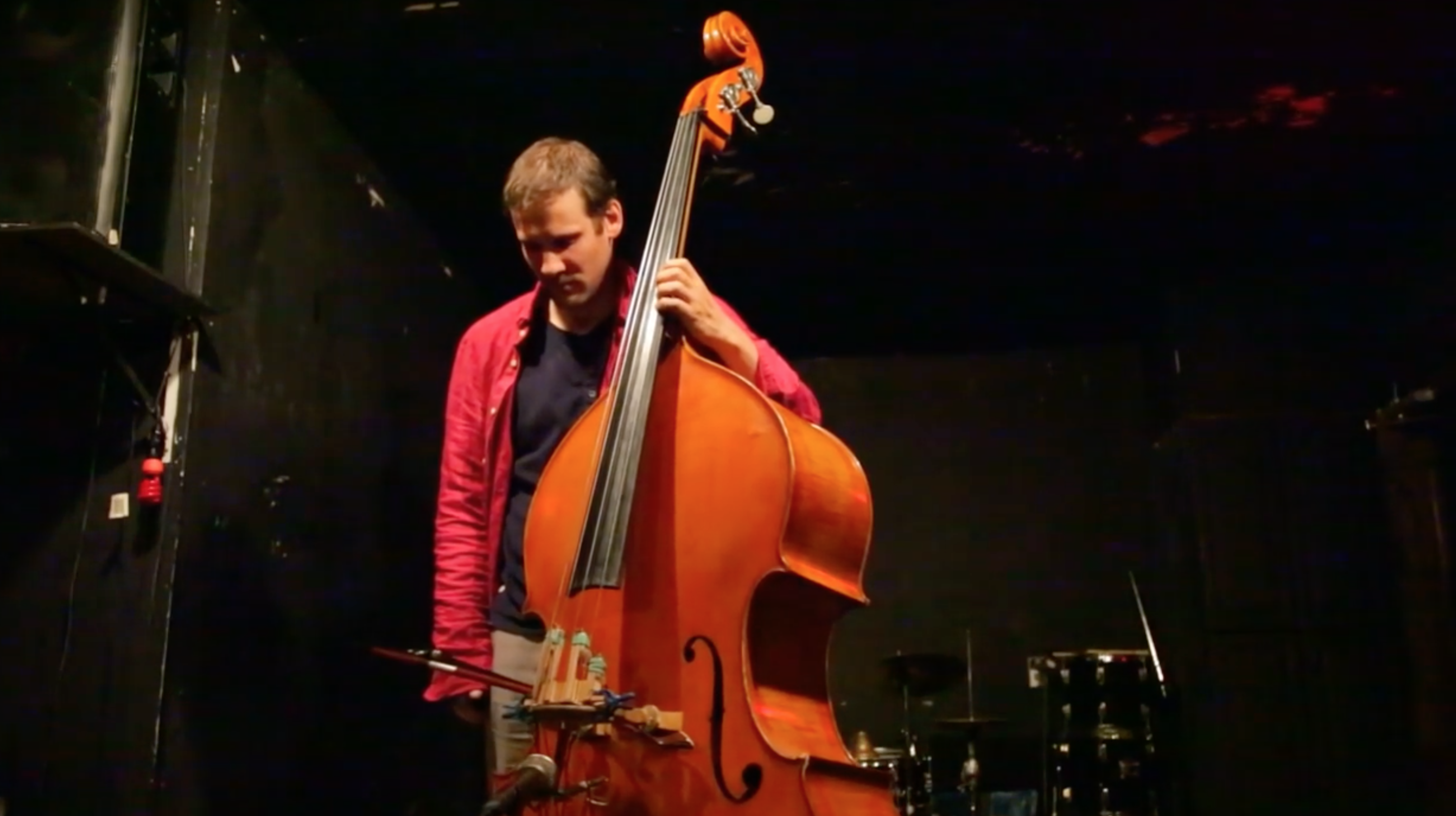 Pascal Niggenkemper Solo @ Muchmore's [May – 24]