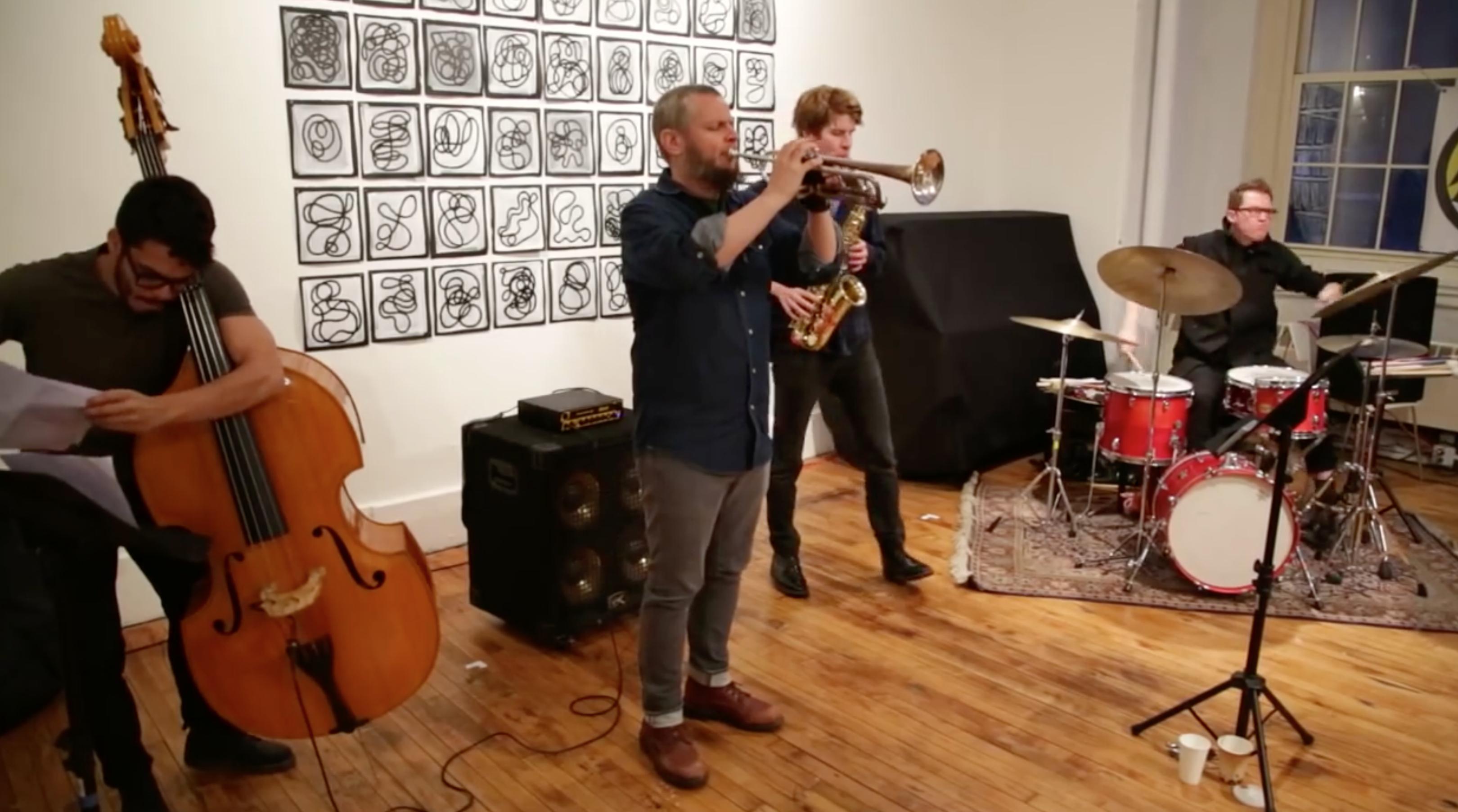 Nate Wooley Quartet @ Arts For Art (NYC Free Jazz Summit) [Apr – 04]