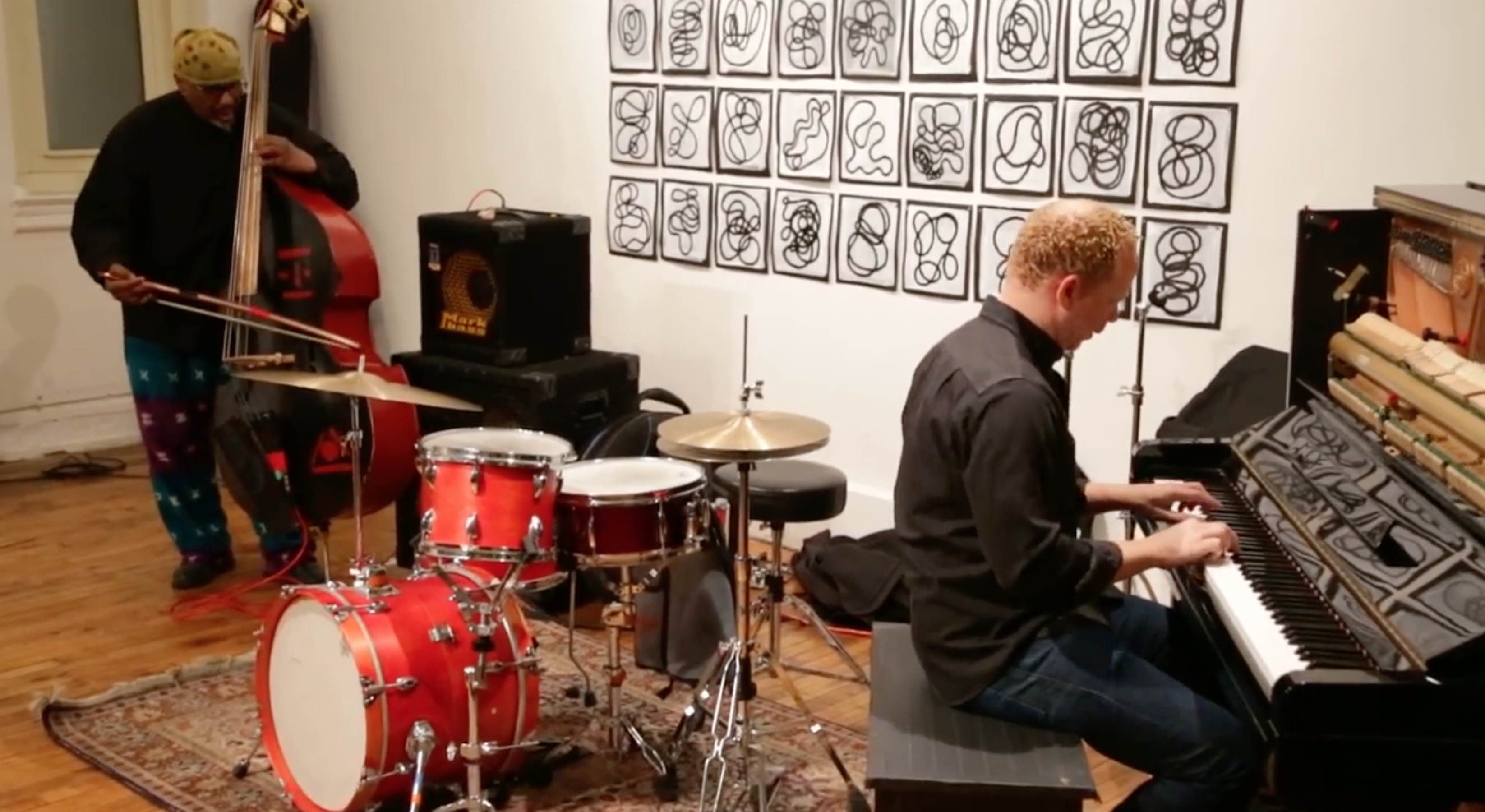 Farmers By Nature Live At Arts For Art (NYC Free Jazz Summit) [Apr – 04]