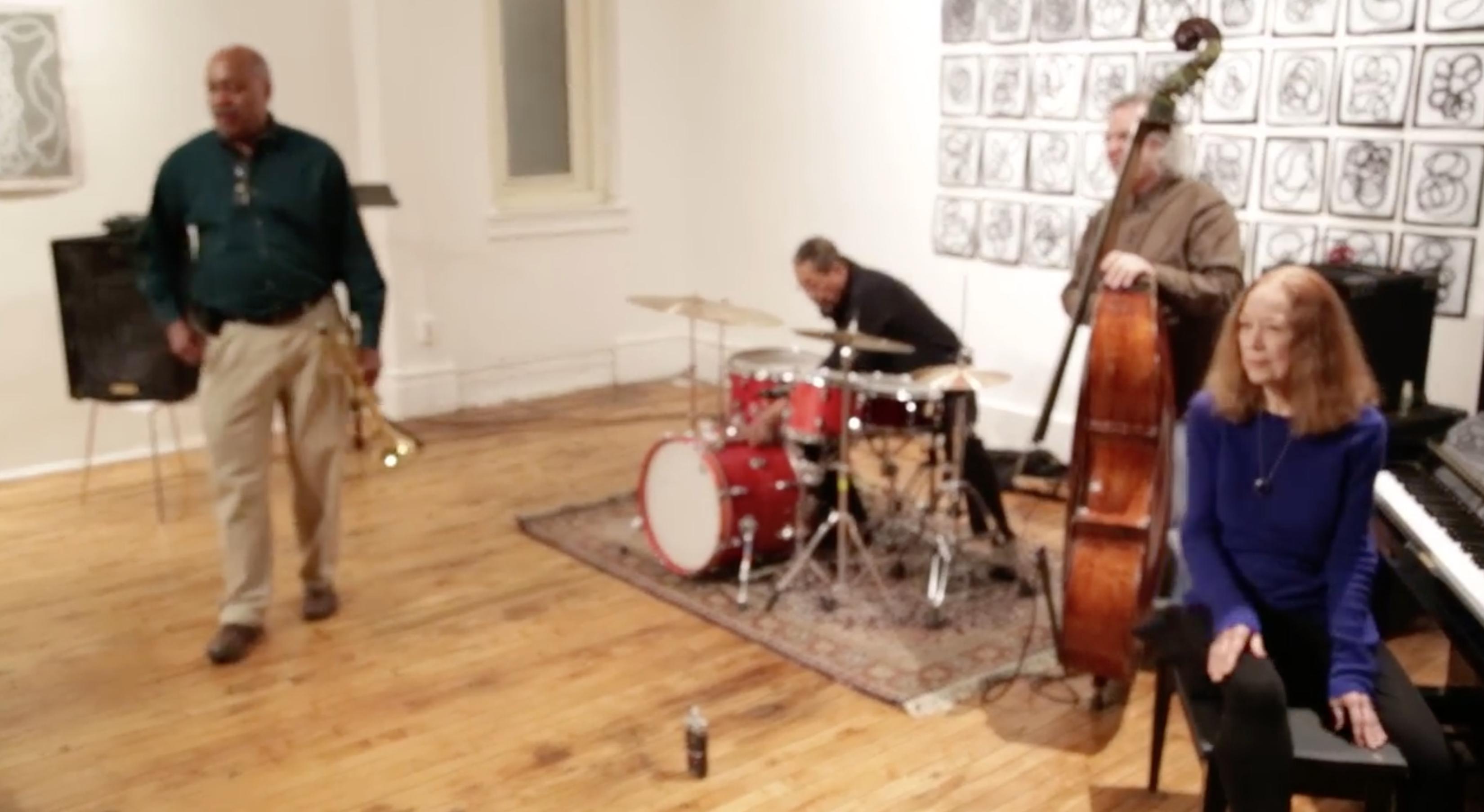 Lewis Barnes Quartet @ Arts For Art (NYC Free Jazz Summit) [Apr – 07]