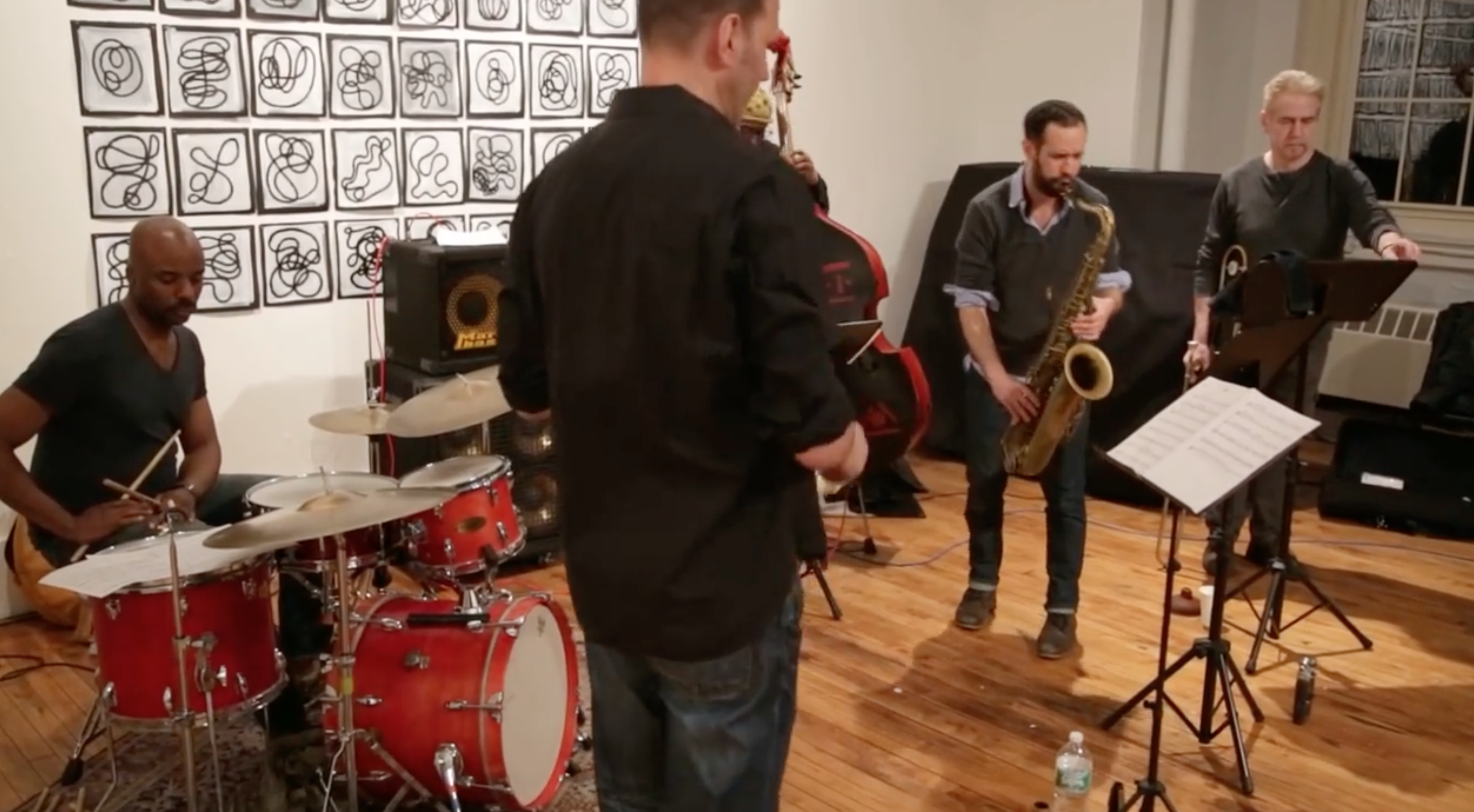 Yoni Kretzmer Five @ Arts For Art (NYC Free Jazz Summit) [Apr – 08]