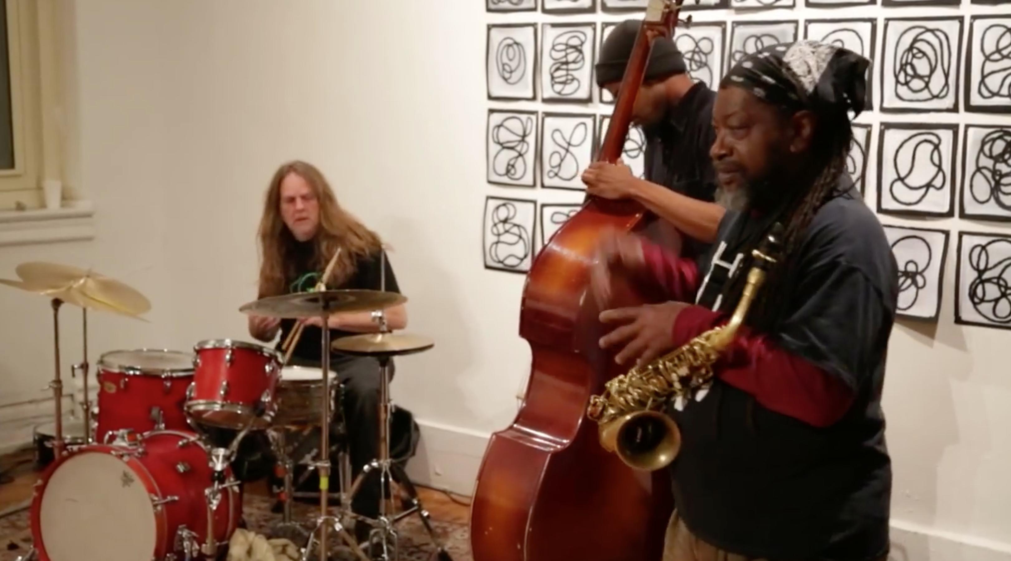 TRIO 000 @ Arts For Art (NYC Free Jazz Summit) [Apr – 09]