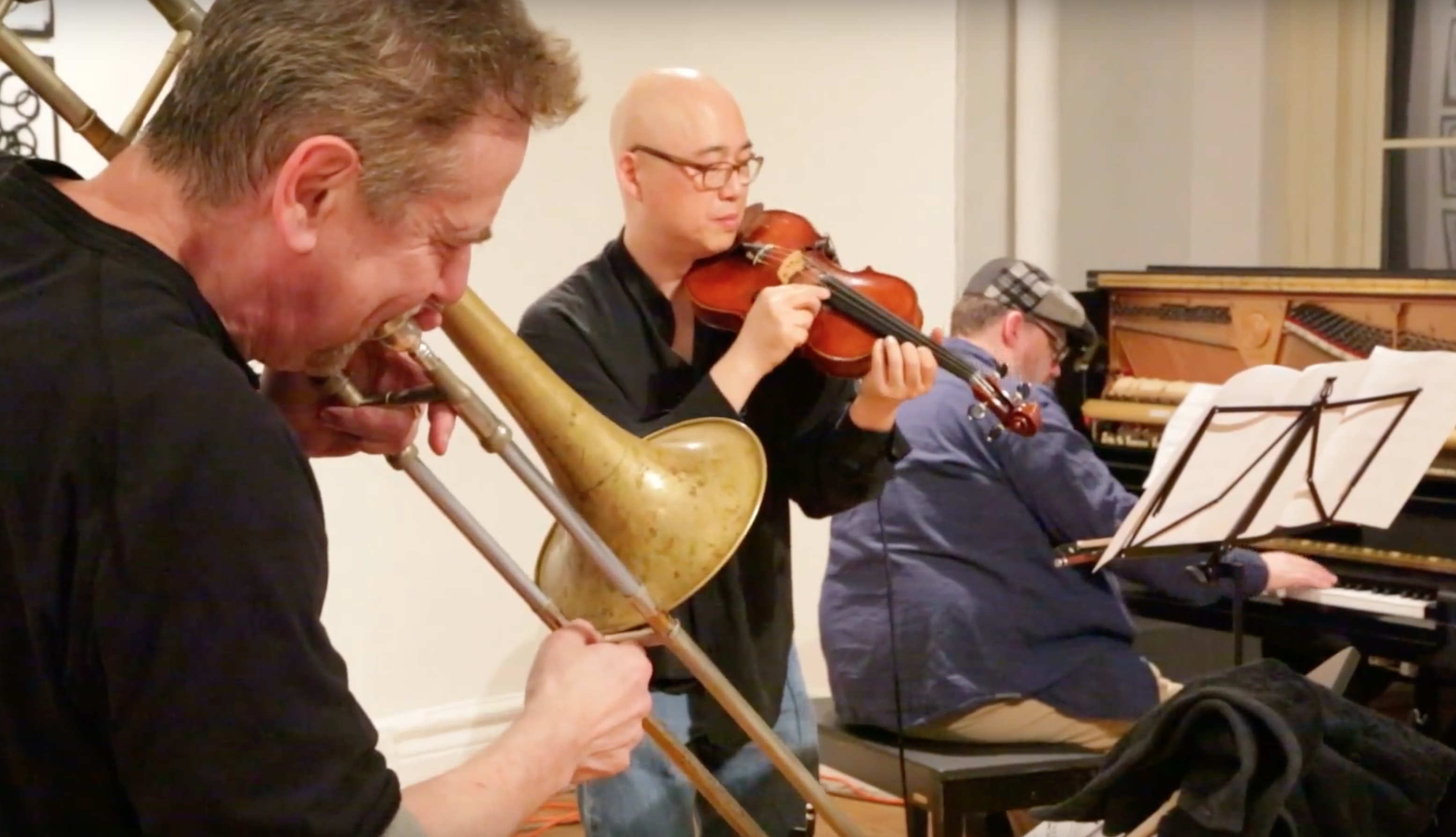 Jason Kao Hwang's Sing House @ Arts For Art (NYC Free Jazz Summit) [Apr – 10]