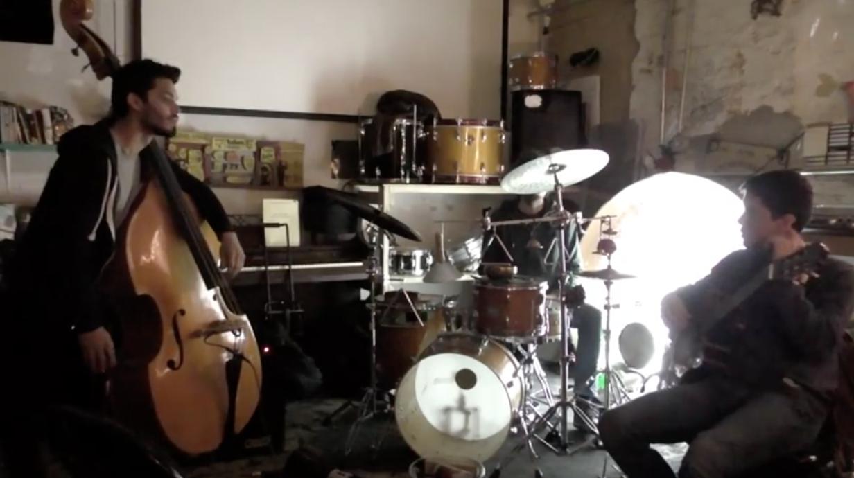 Brandon Lopez' Xivaros Trio @ Silent Barn Studio [Apr – 15]