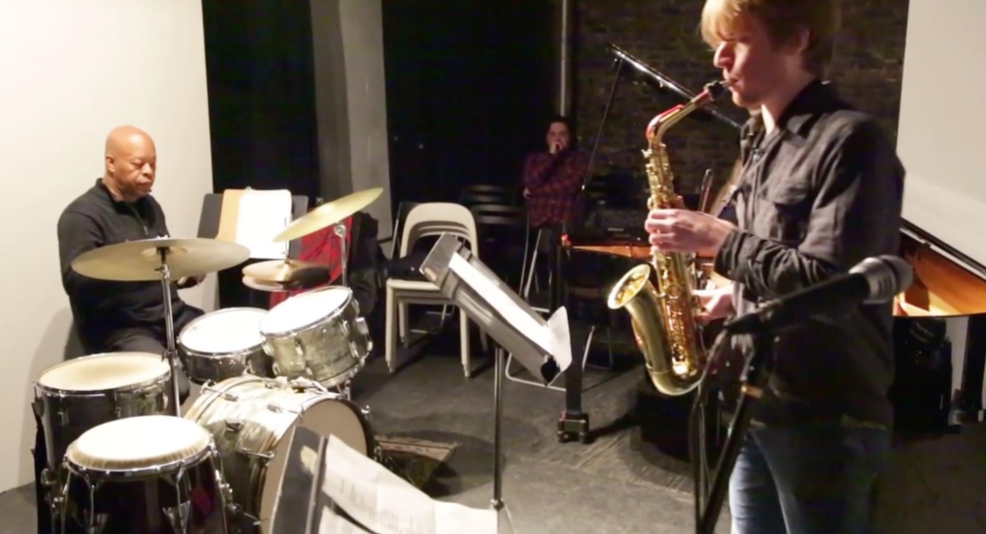 William Hooker Orange Quartet @ The Stone [Feb – 13]