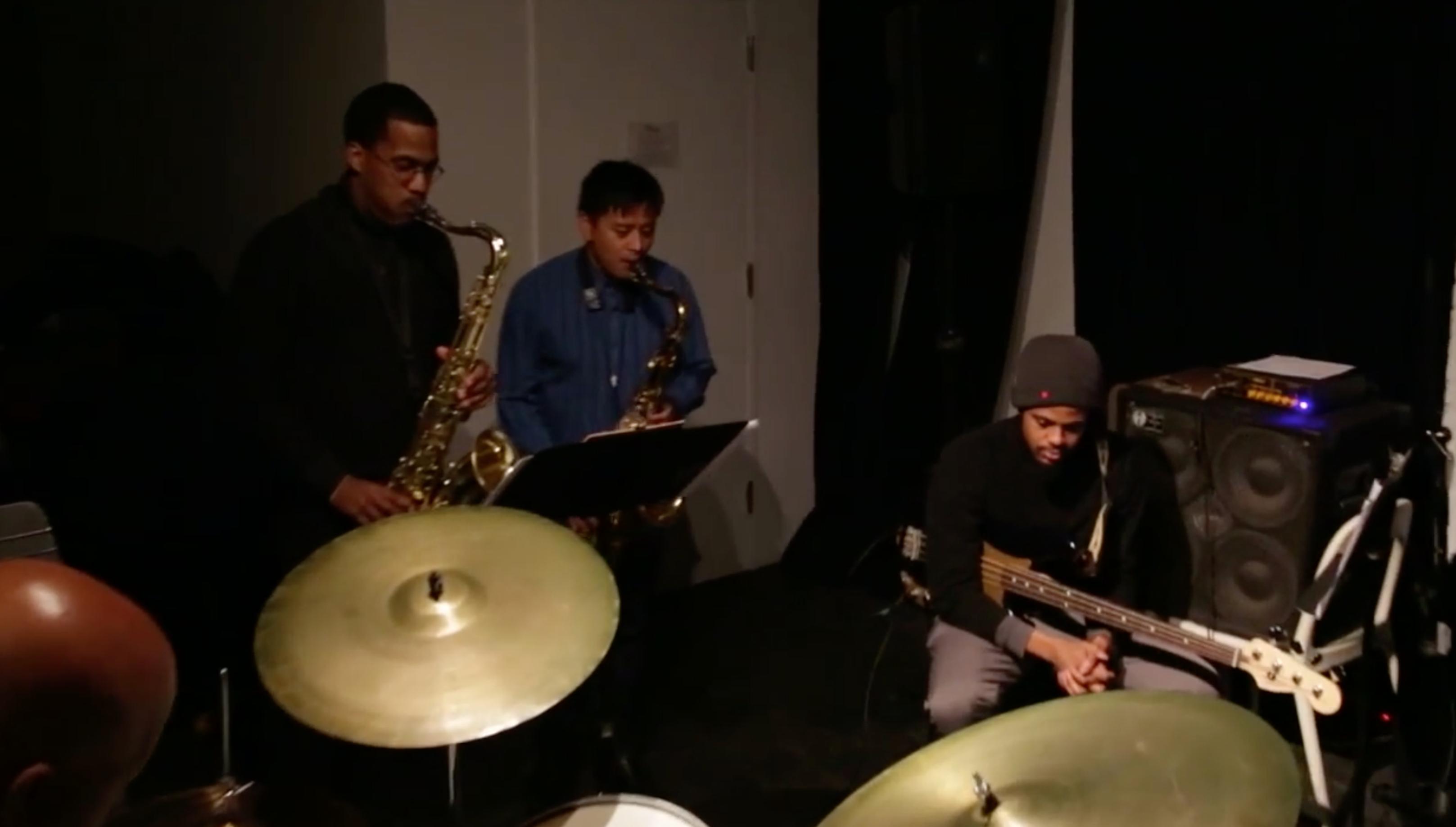 William Hooker Yellow Quintet@ The Stone [Feb – 14]