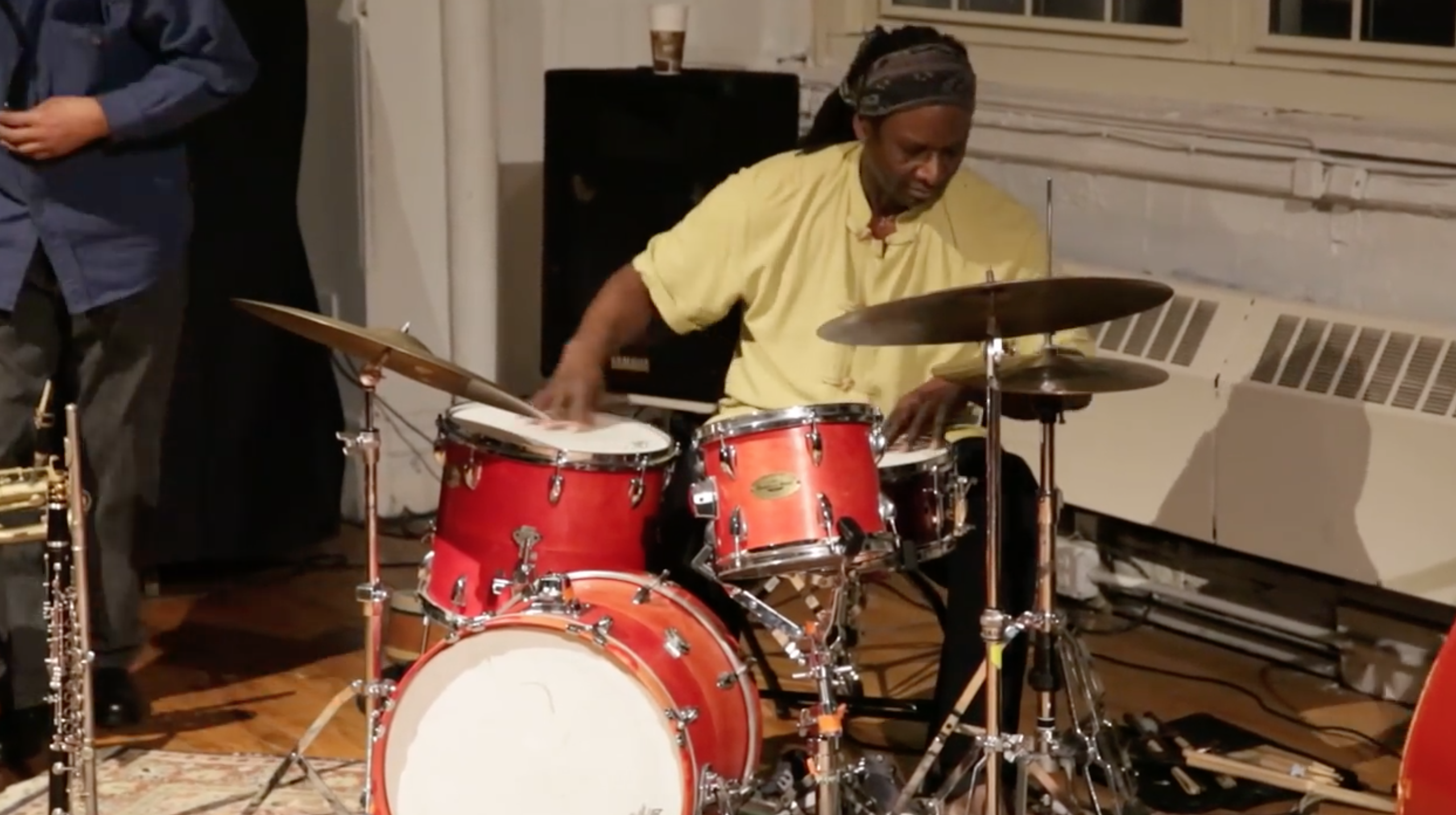 Hamiet Bluiett \ William Parker \ Hamid Drake @ Arts For Art (Not A Police State) [Jan – 15]