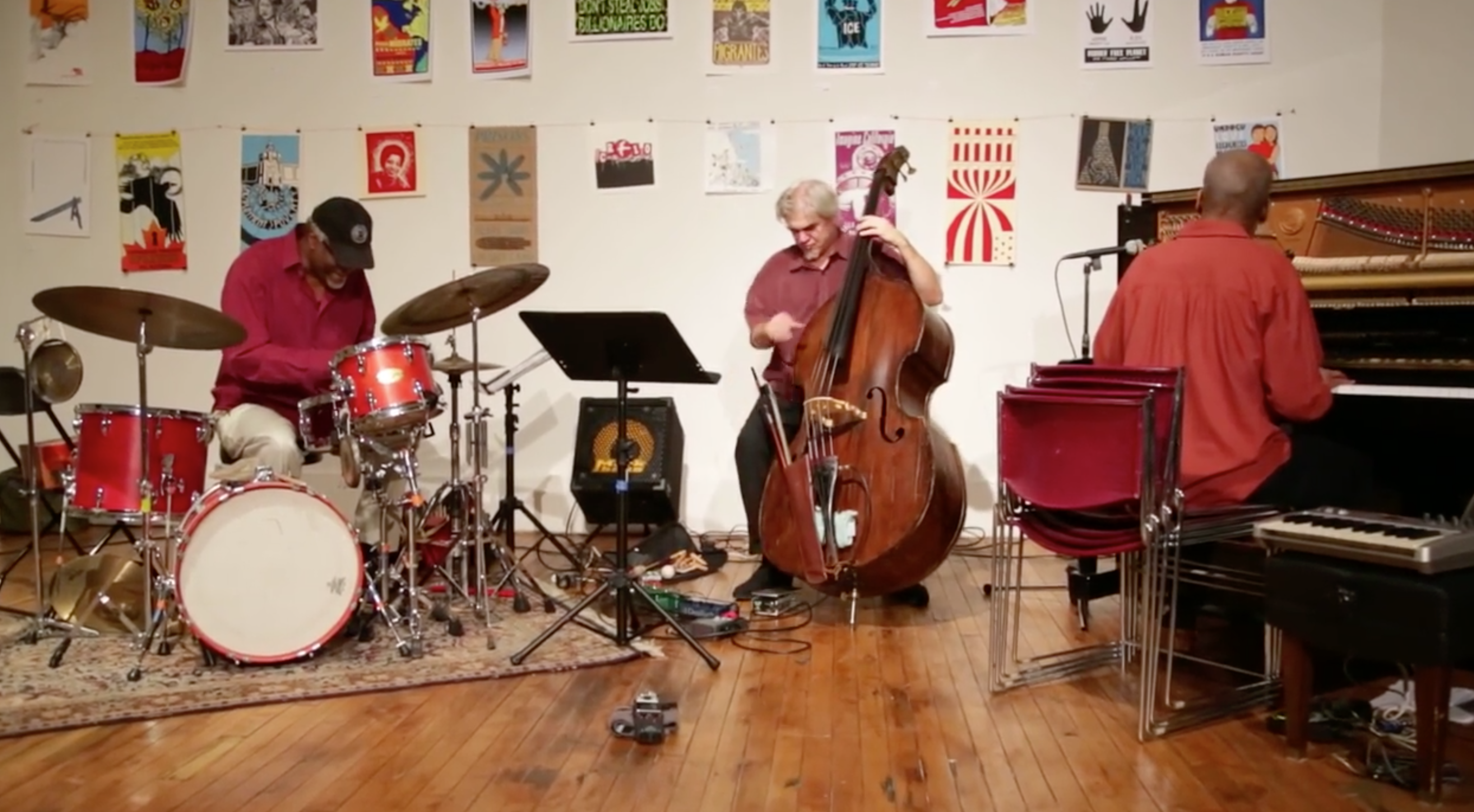 Michael T.A. Thompson Trio @ Arts For Art (Not A Police State) [Jan – 21]