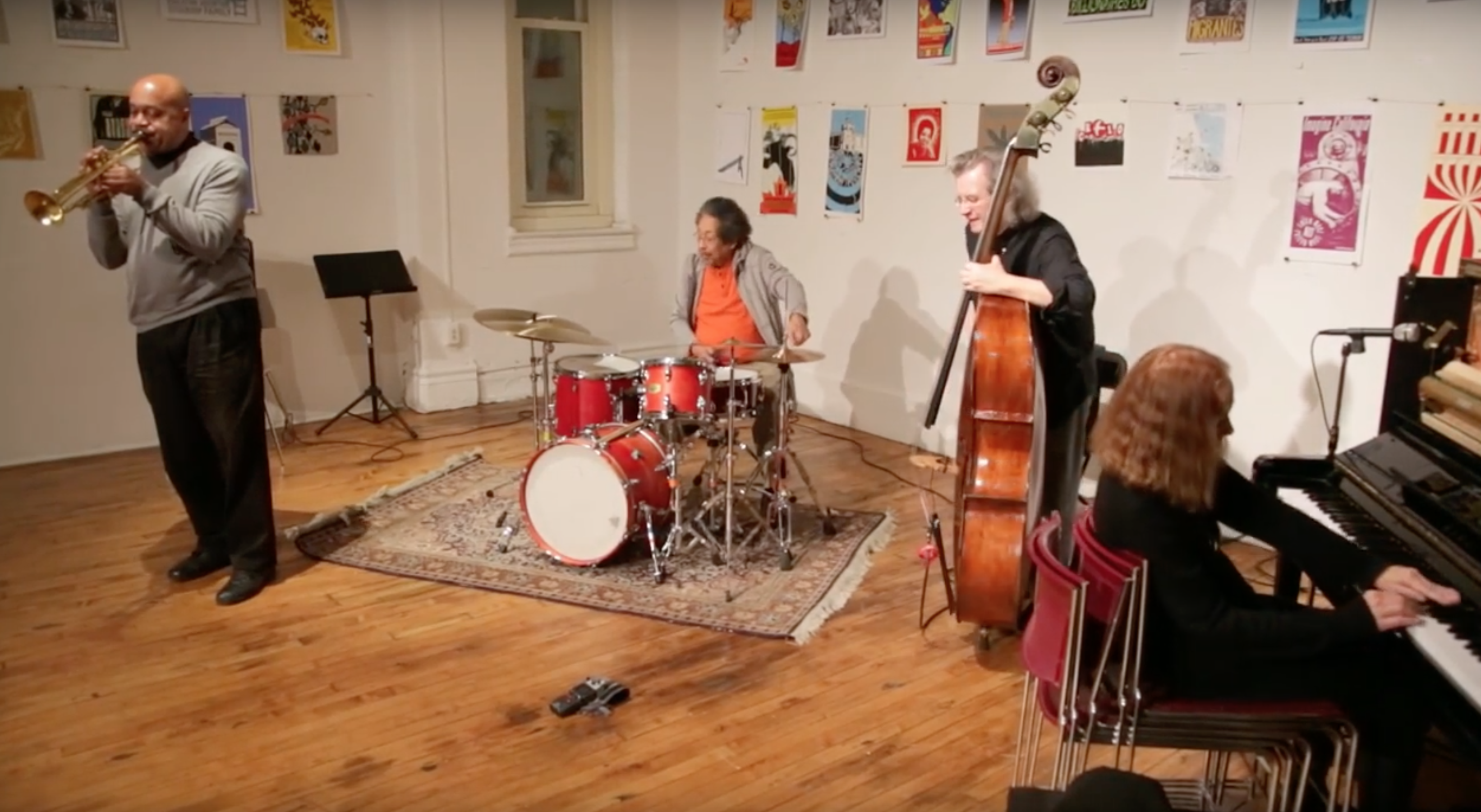 Lewis Barnes Quartet @ Arts For Art (Not A Police State) [Jan – 21]