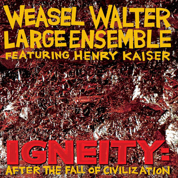 Double Review Of Weasel Walter Records: Large Ensemble And Plane Crash Two