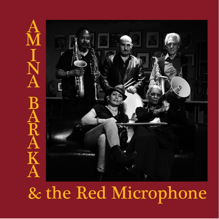 Review: Amina Baraka & The Red Microphone
