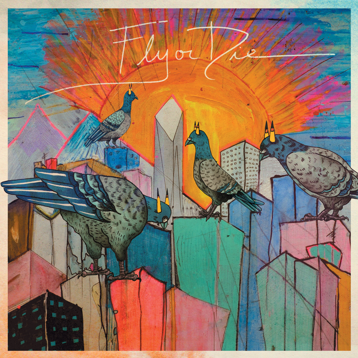 Review: Jaimie Branch Quartet – Fly or Die