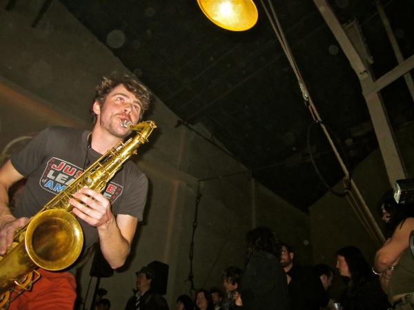 Saxophone, Tenor