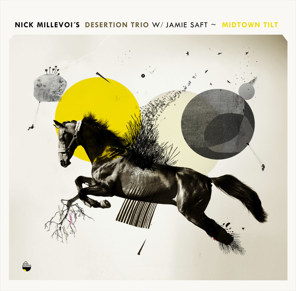 Review: Nick Millevoi's Desertion Trio – Midtown Tilt (2018)
