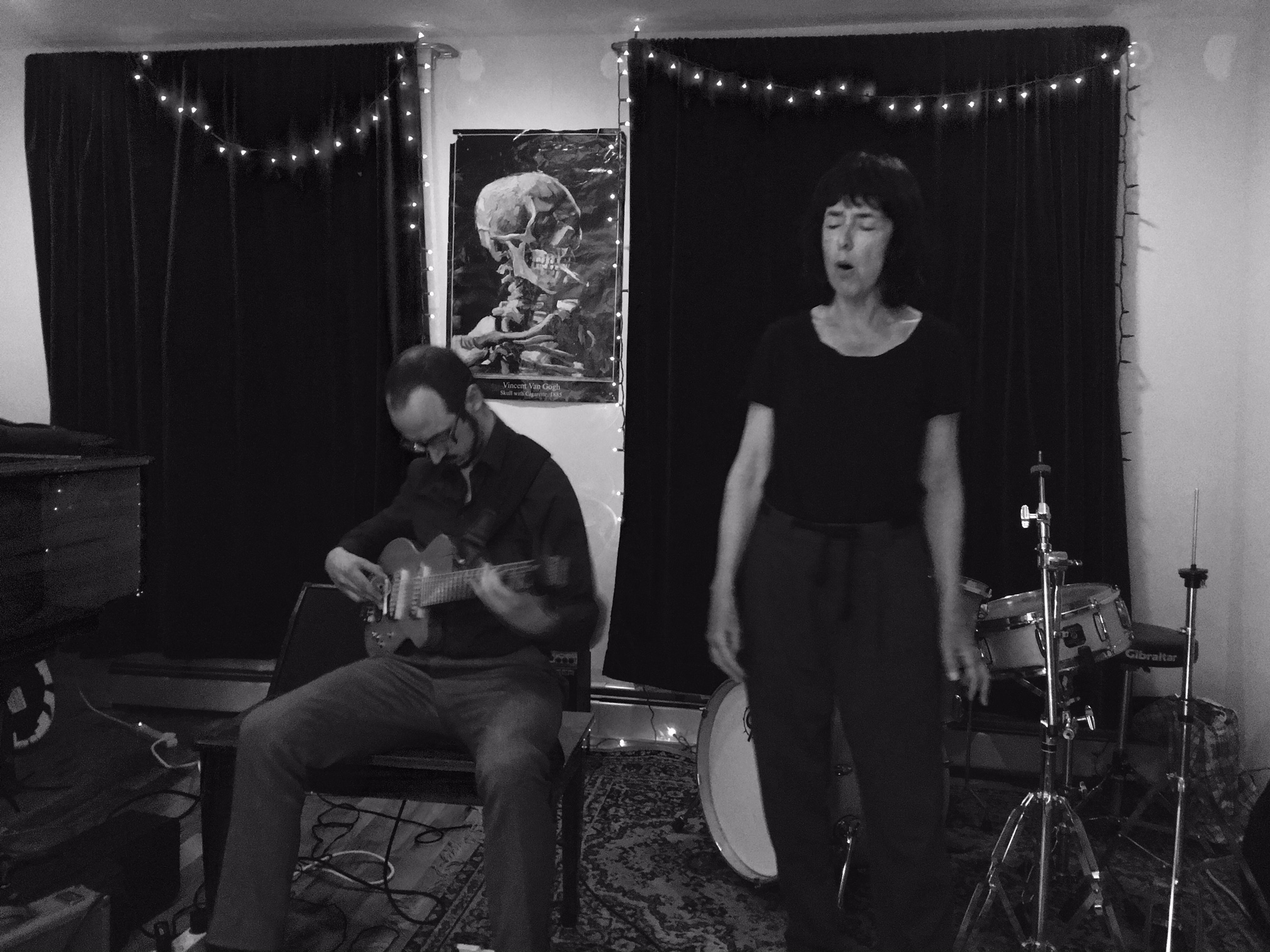 Review: Viv Corringham and Nicola Hein Live at Outskirts, May 6, 2018