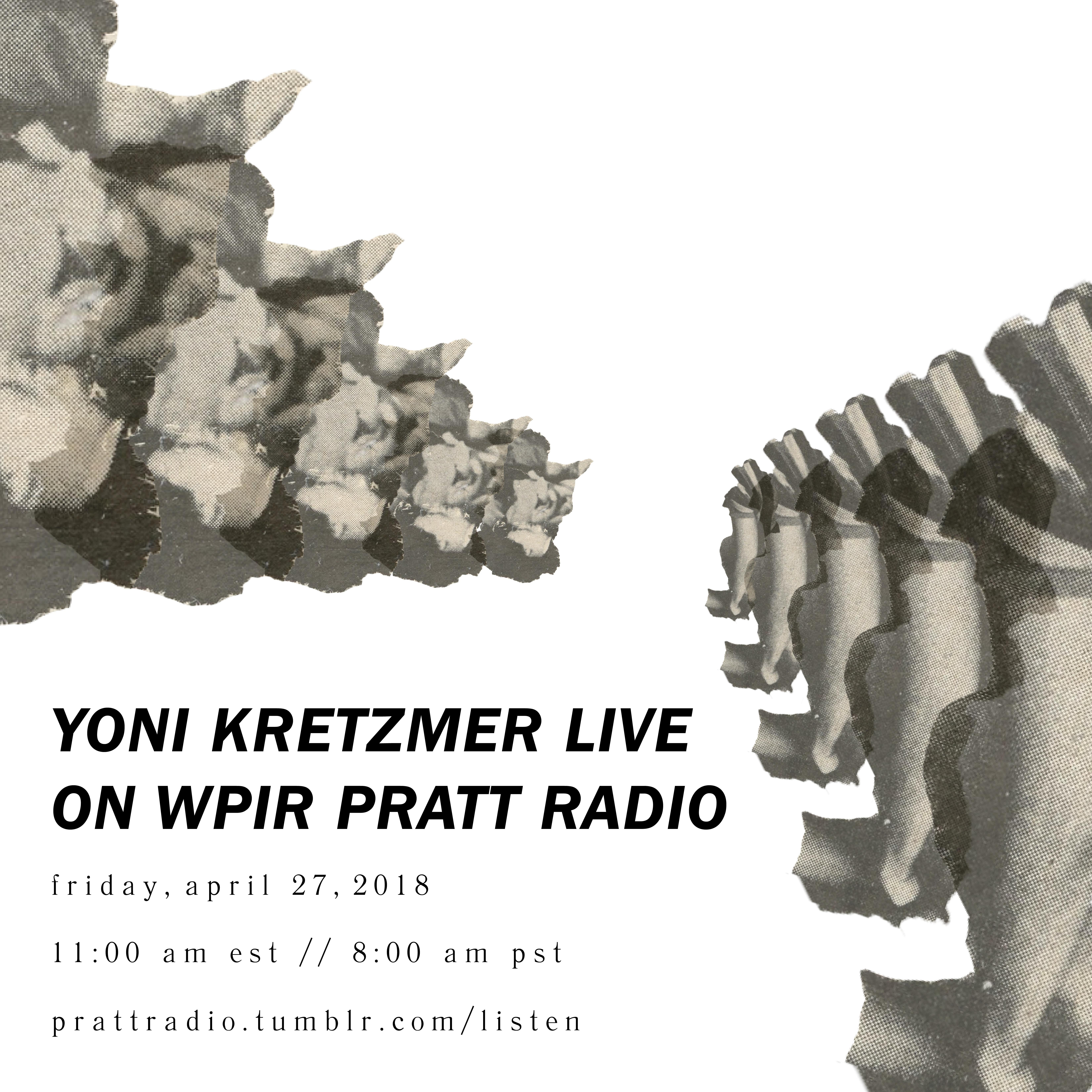 Interview: Saxophonist Yoni Kretzmer