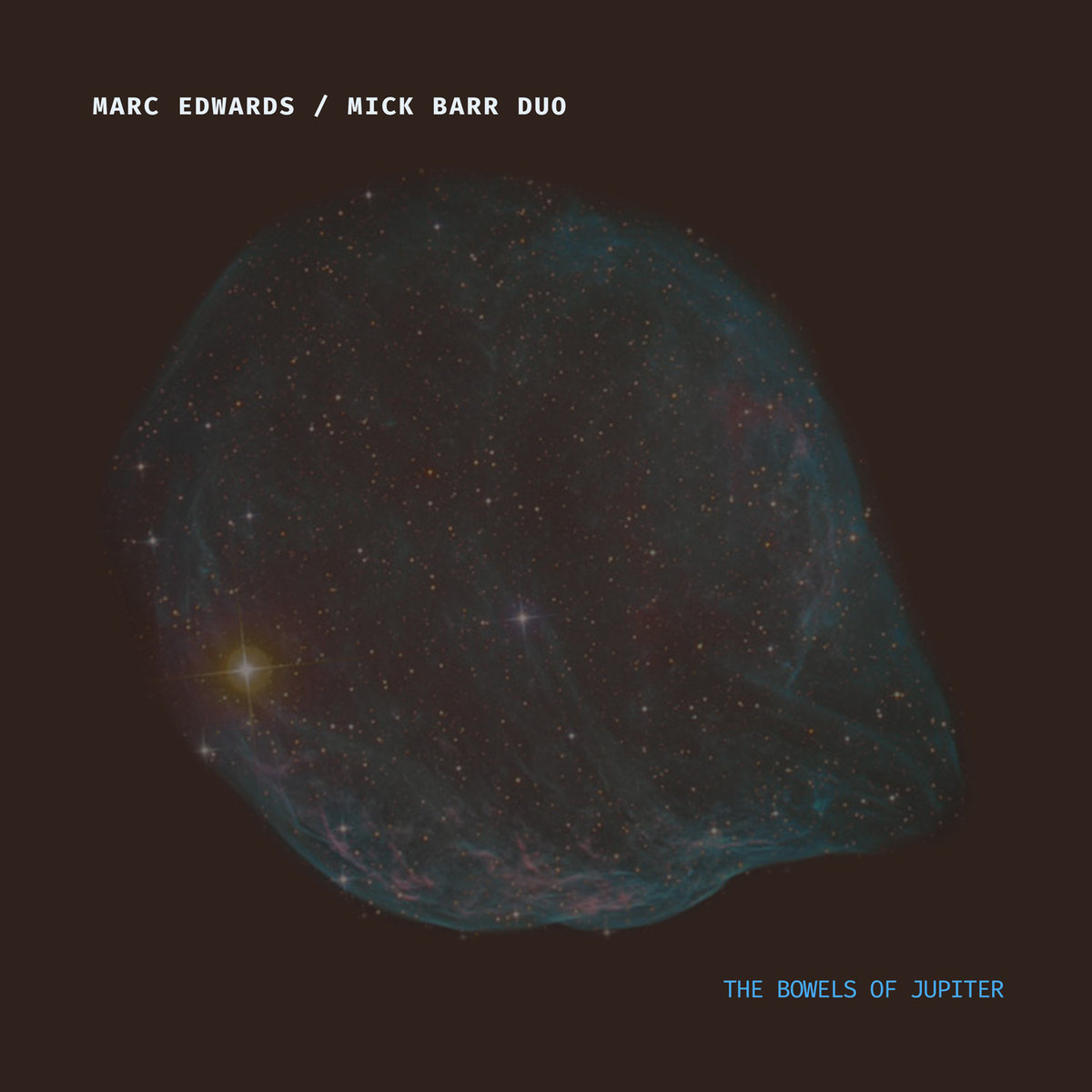 Review: Marc Edwards-Mick Barr Duo – The Bowels of Jupiter