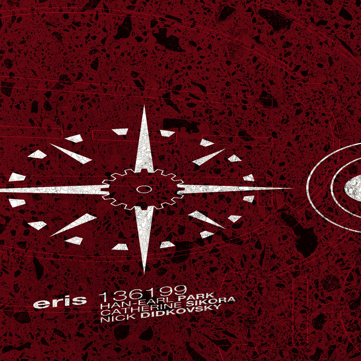 Review: Eris 136199 by Han earl-Park, Catherine Sikora, and Nick Didkovsky
