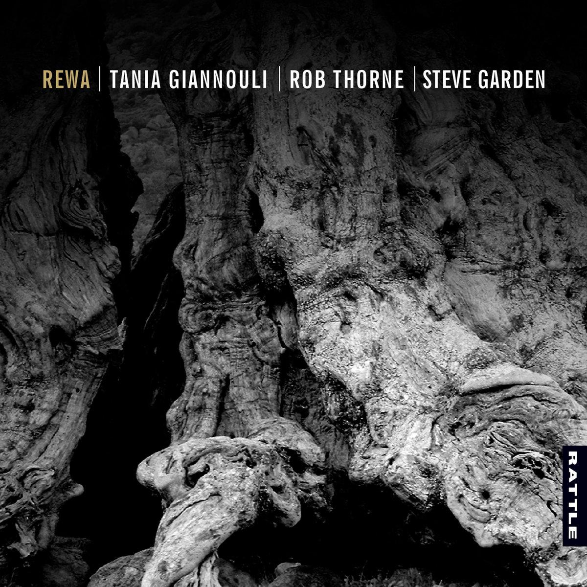 Review: Giannouli/Thorne/Garden – Rewa (Rattle Records, 2018)