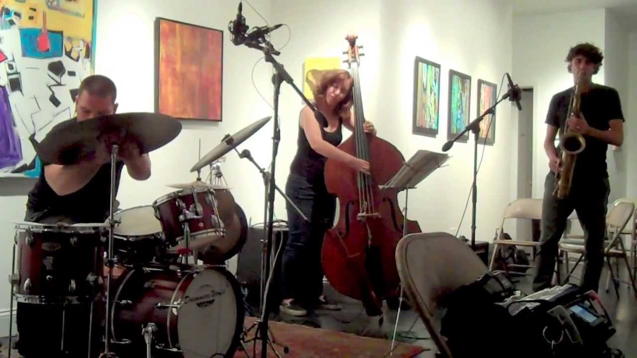 Jonathan Moritz's Secret Tempo Live at the Highwire Gallery 2013-09-08
