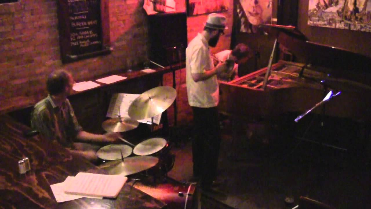 Kirk Knuffke, Jesse Stacken, and Kenny Wollesen Live at Korzo 2012-08-07