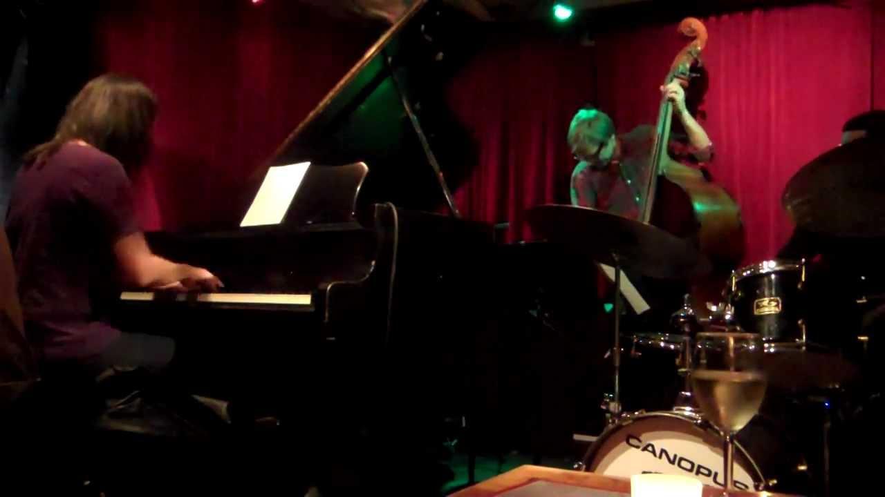 Kris Davis Trio Live at Cornelia Street Cafe 2012-10-20
