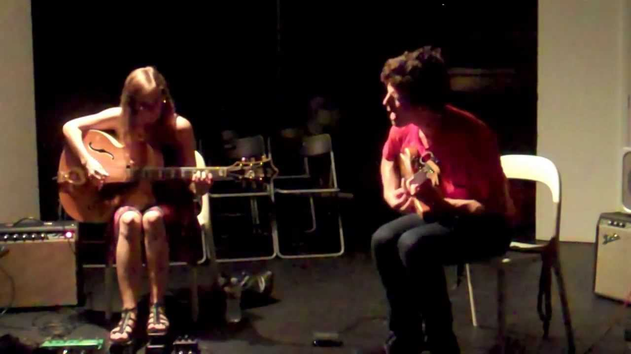 Mary Halvorson and Brandon Seabrook Live at The Stone 2013-08-13