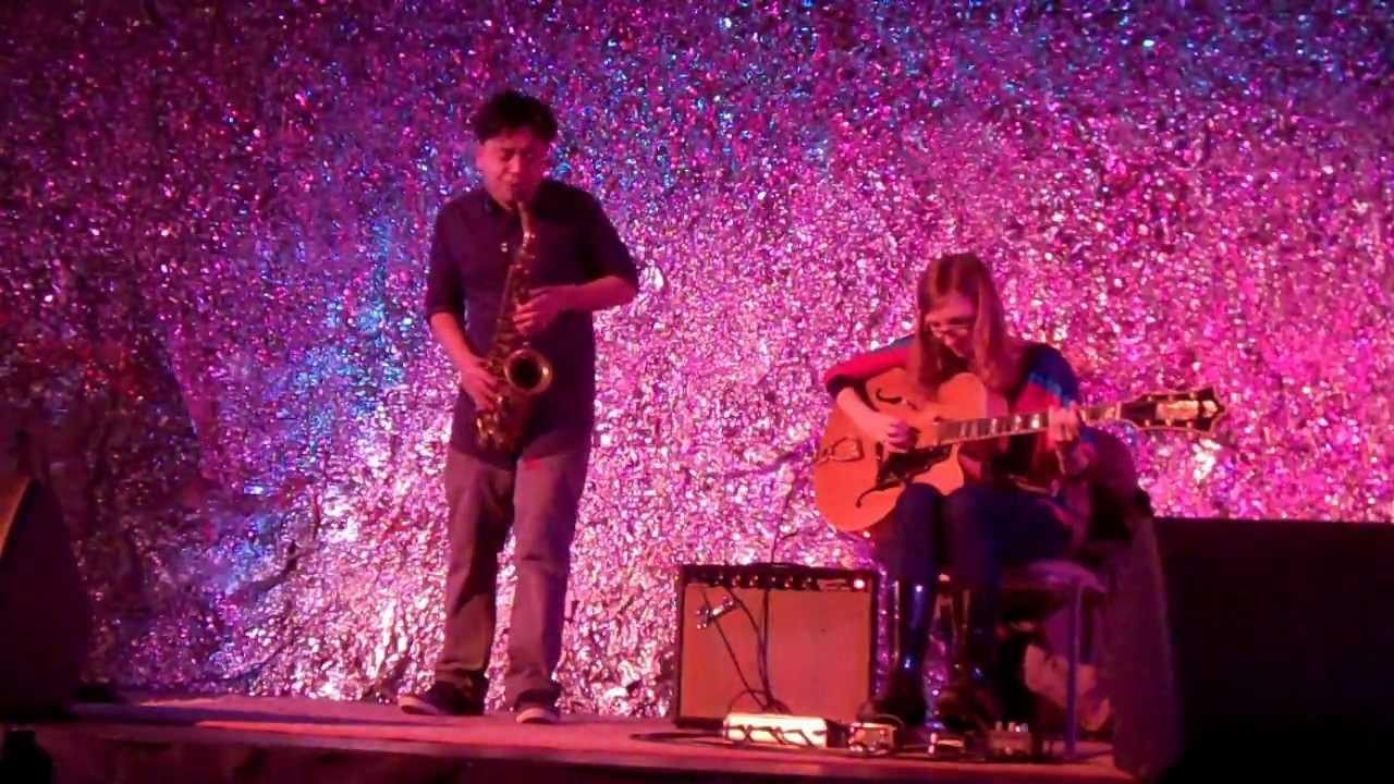 Mary Halvorson and Jon Irabagon Live at JACK Arts 2013-01-28